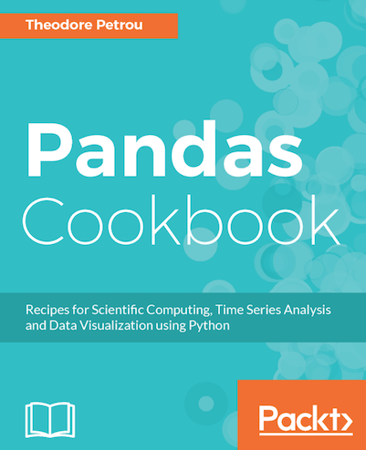 Pandas Cookbook — Develop Powerful Routines for Exploring