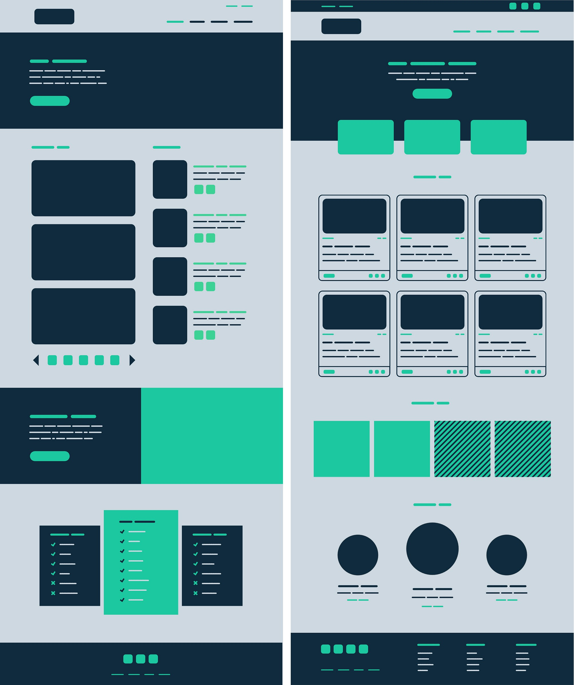 Gestalt Principles In Ui Design How To Become A Master Manipulator Of By Eleana Gkogka Muzli Design Inspiration