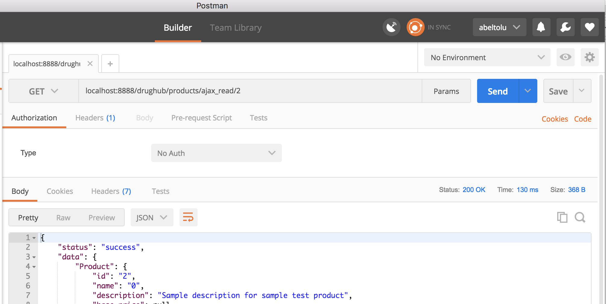 Build a REST API using CakePHP 2 x in 3 Minutes - Adetula