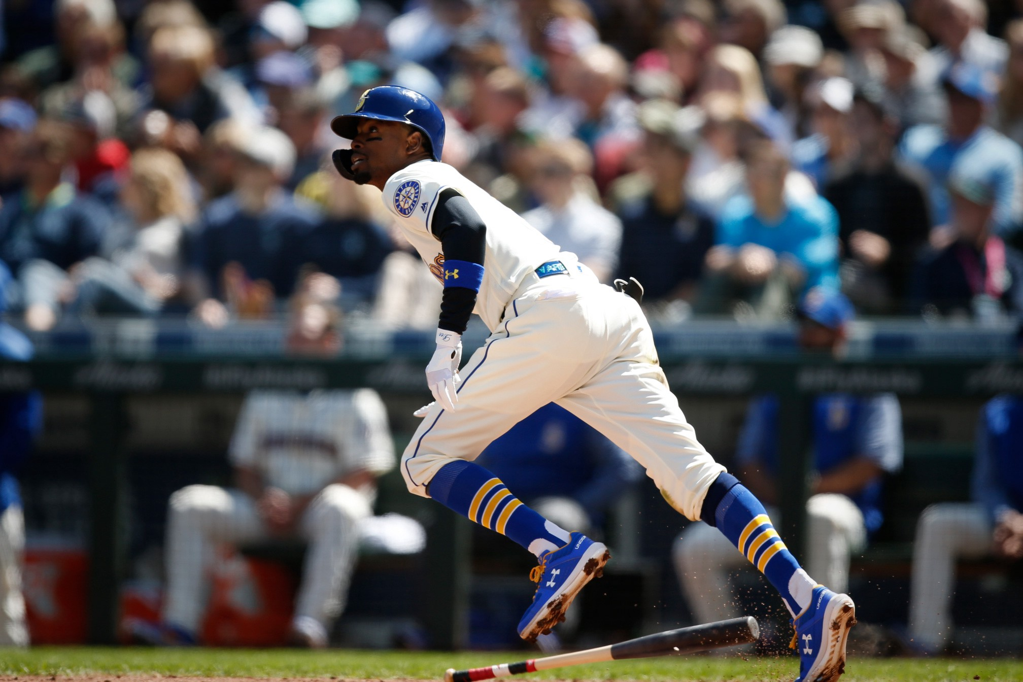san francisco 6fba6 c6480 Mariners Reinstate Dee Gordon from 10-day Injured List