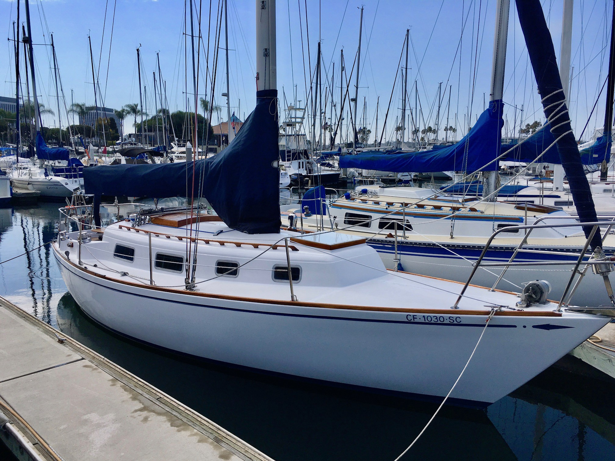 """Smartening"""" Up a Sailboat with a Raspberry Pi and ESP8266"""