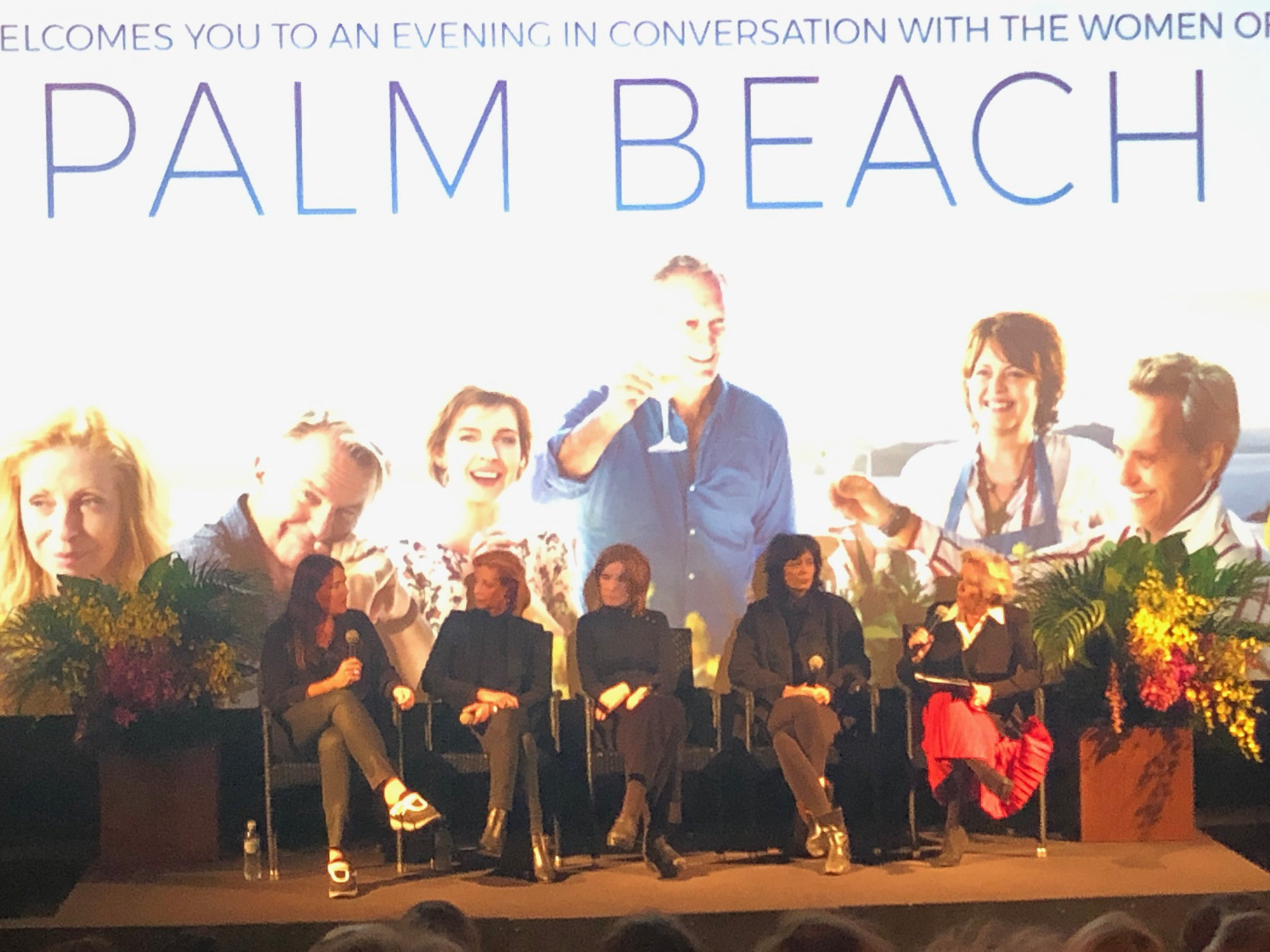 A Conversation with the Women of Palm Beach movie