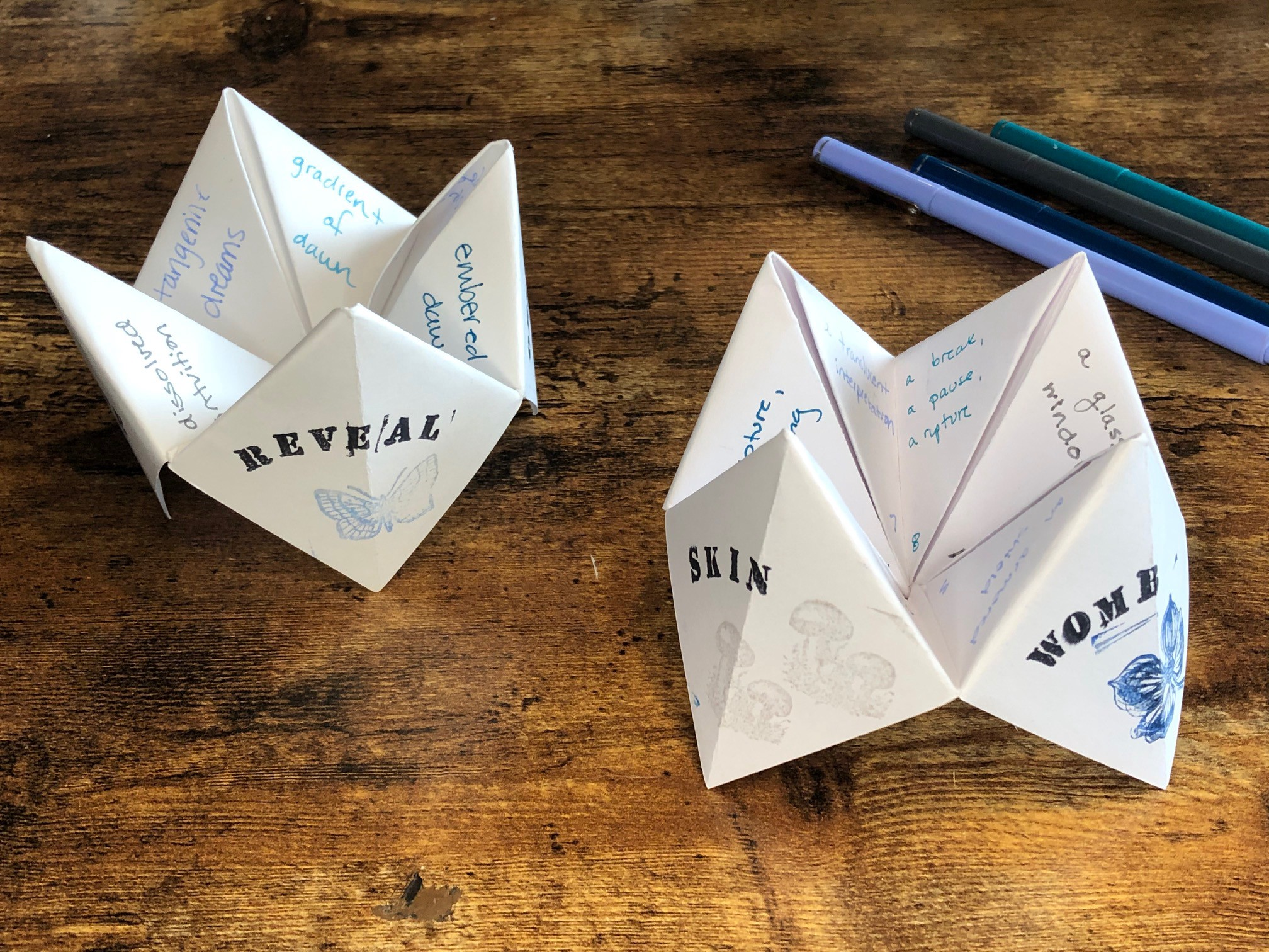 How to Fold a Fortune Teller: 12 Steps (with Pictures) - wikiHow | 1512x2016