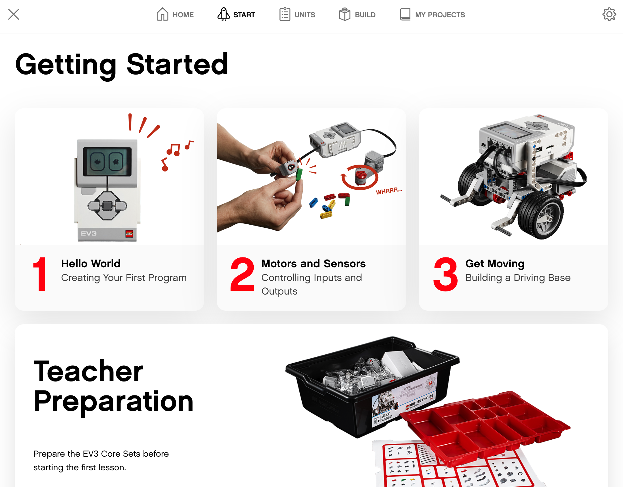 The Future Of Lego Mindstorms Ev3 Programming By Dong Liang Learning Is Fun Medium