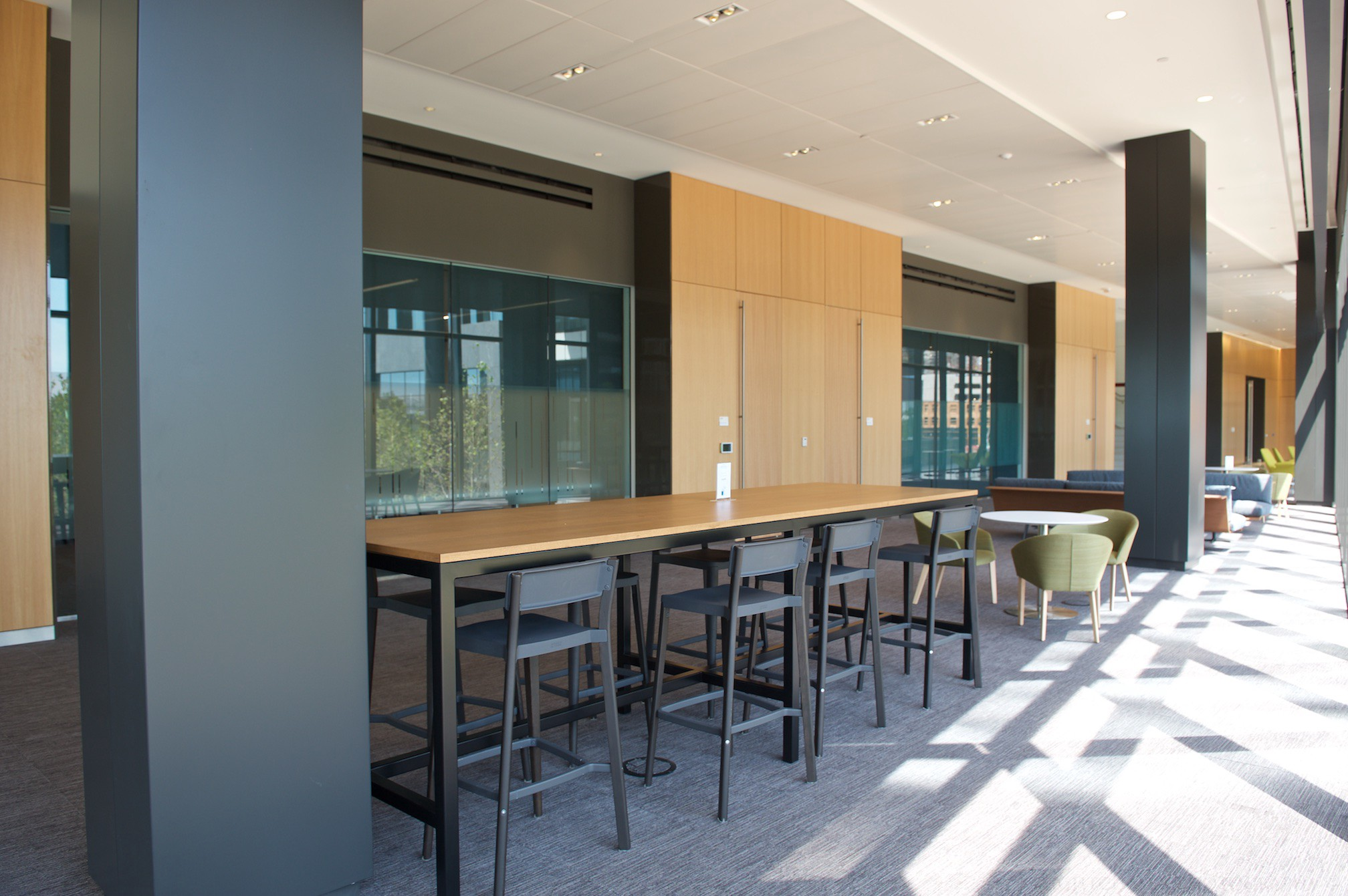 Healthy Interiors in Action: New Partners HealthCare