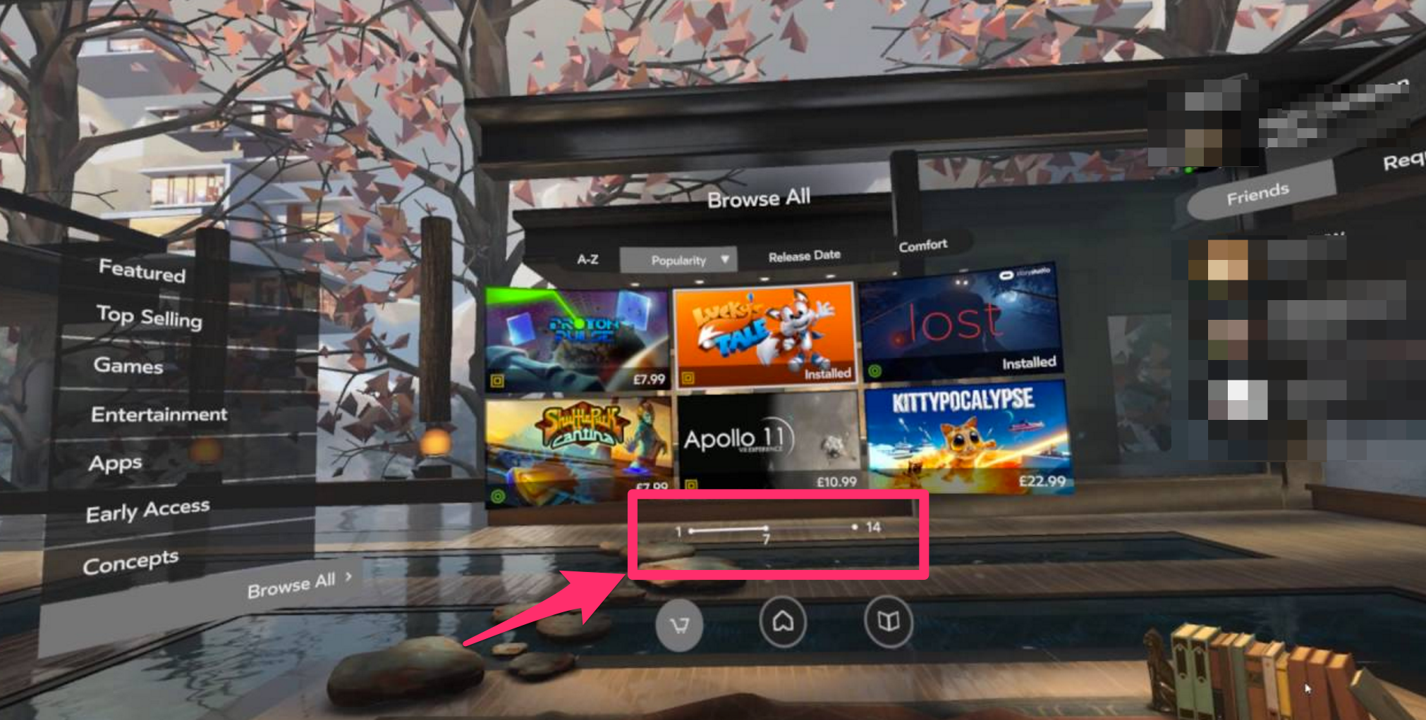 UI Interaction in mobile Virtual Reality — 4 reasons to not