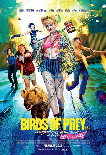 Birds Of Prey (2020) WebDL- 1080p – 720p – Dual Audio – [Hindi2.0 Eng5.1] – x264- Esub