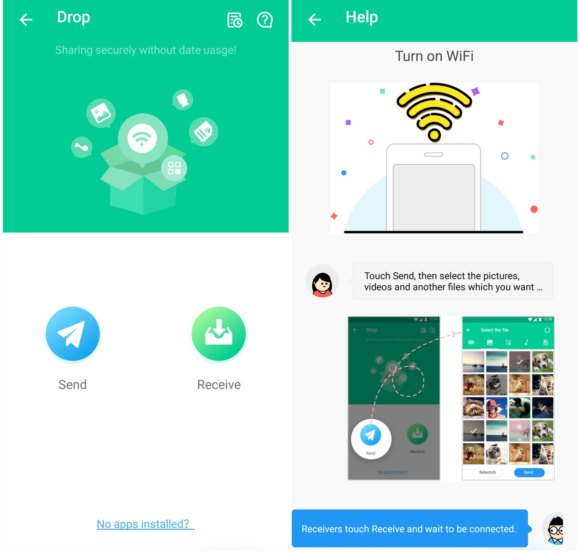 File Manager MIE: Android Phone Space Management Artifact
