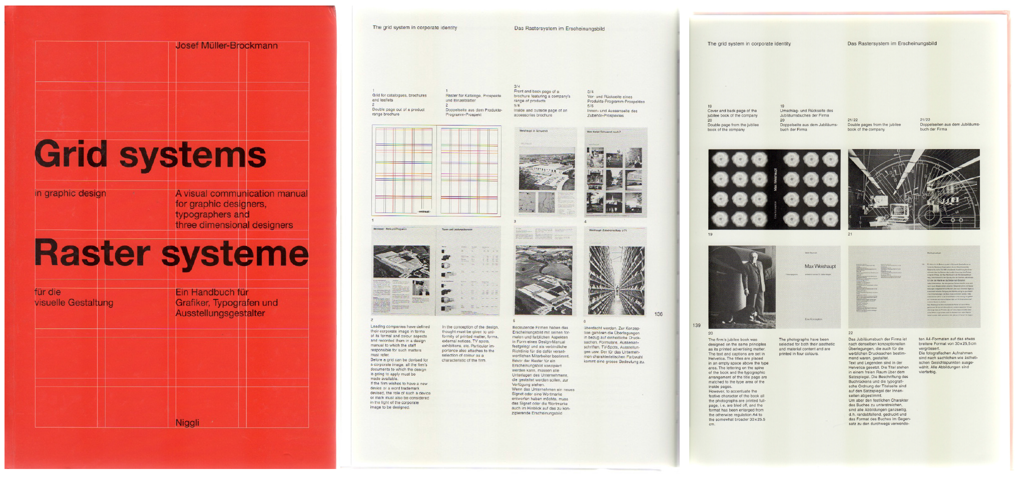 A Visual Communication Manual For Graphic Designers Grid Systems In Graphic Design Typographers And Three Dimensional