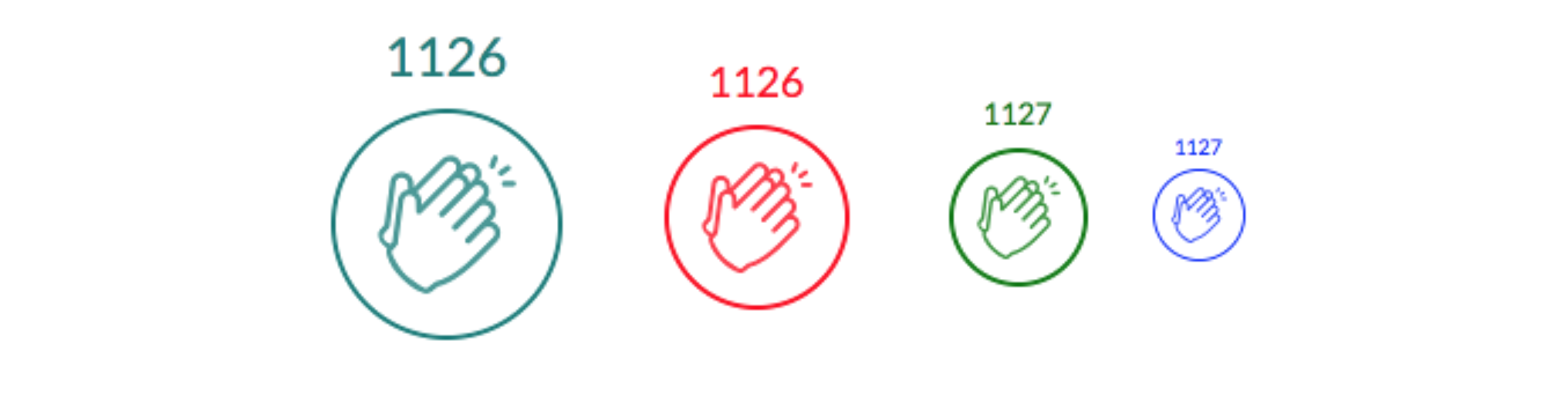 Free claps for everyone! — a medium-style applause button