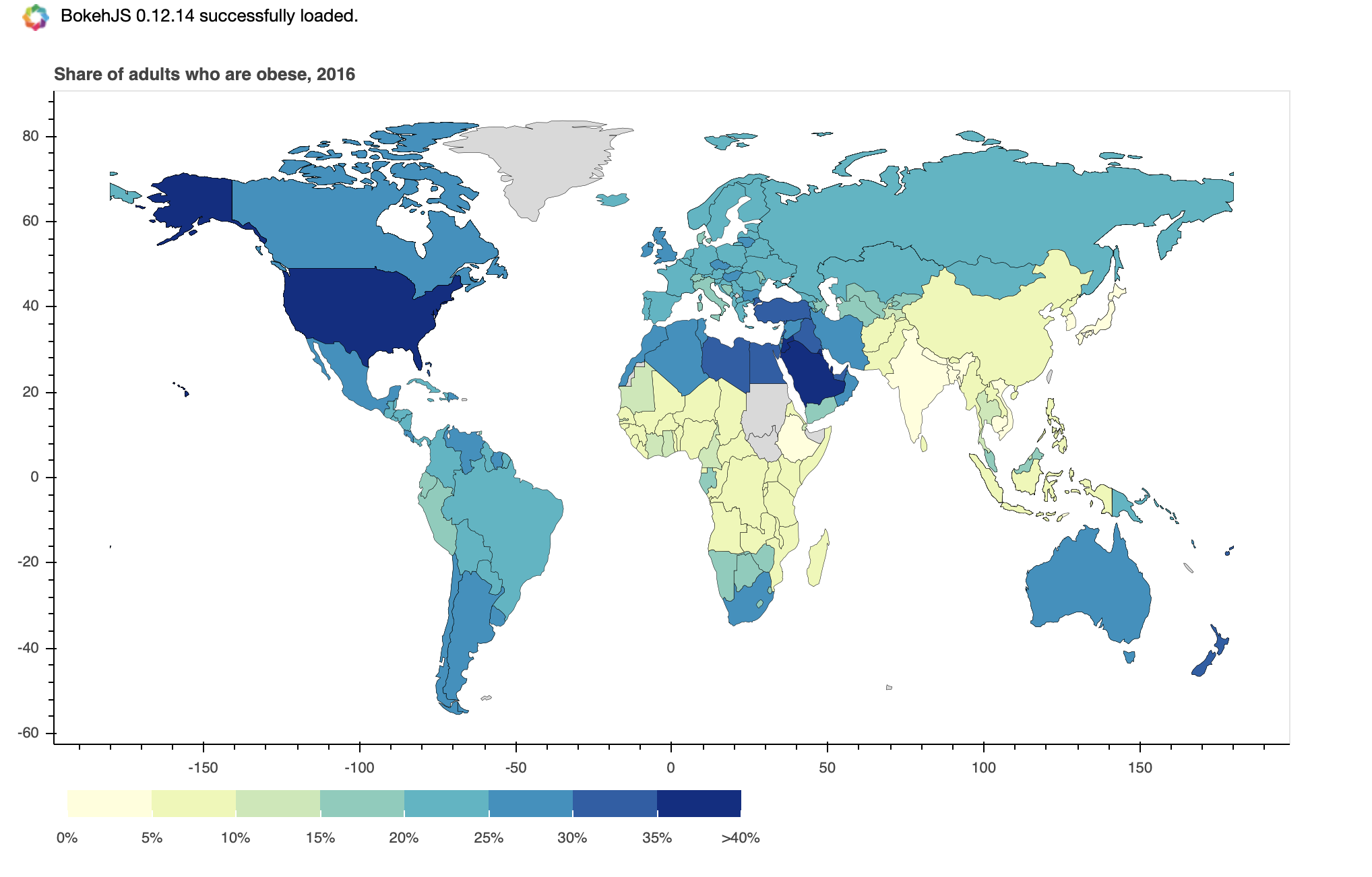 A Complete Guide to an Interactive Geographical Map using Python