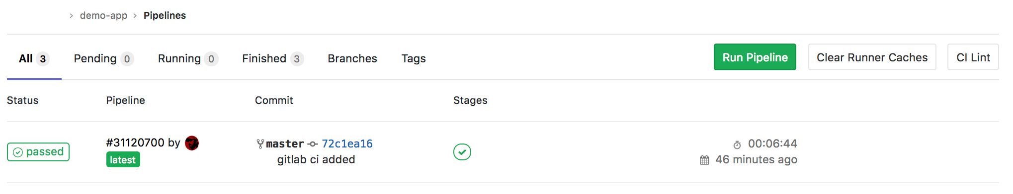 Getting started with Angular 6, GitLab CI/CD and Google App