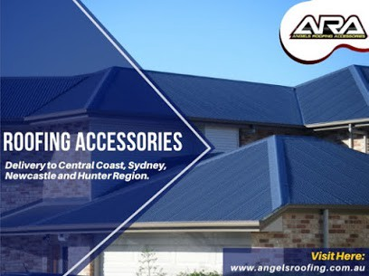Metal Roofing Central Coast Angels Roofing Accessories By Angles Roofing Accessories Medium