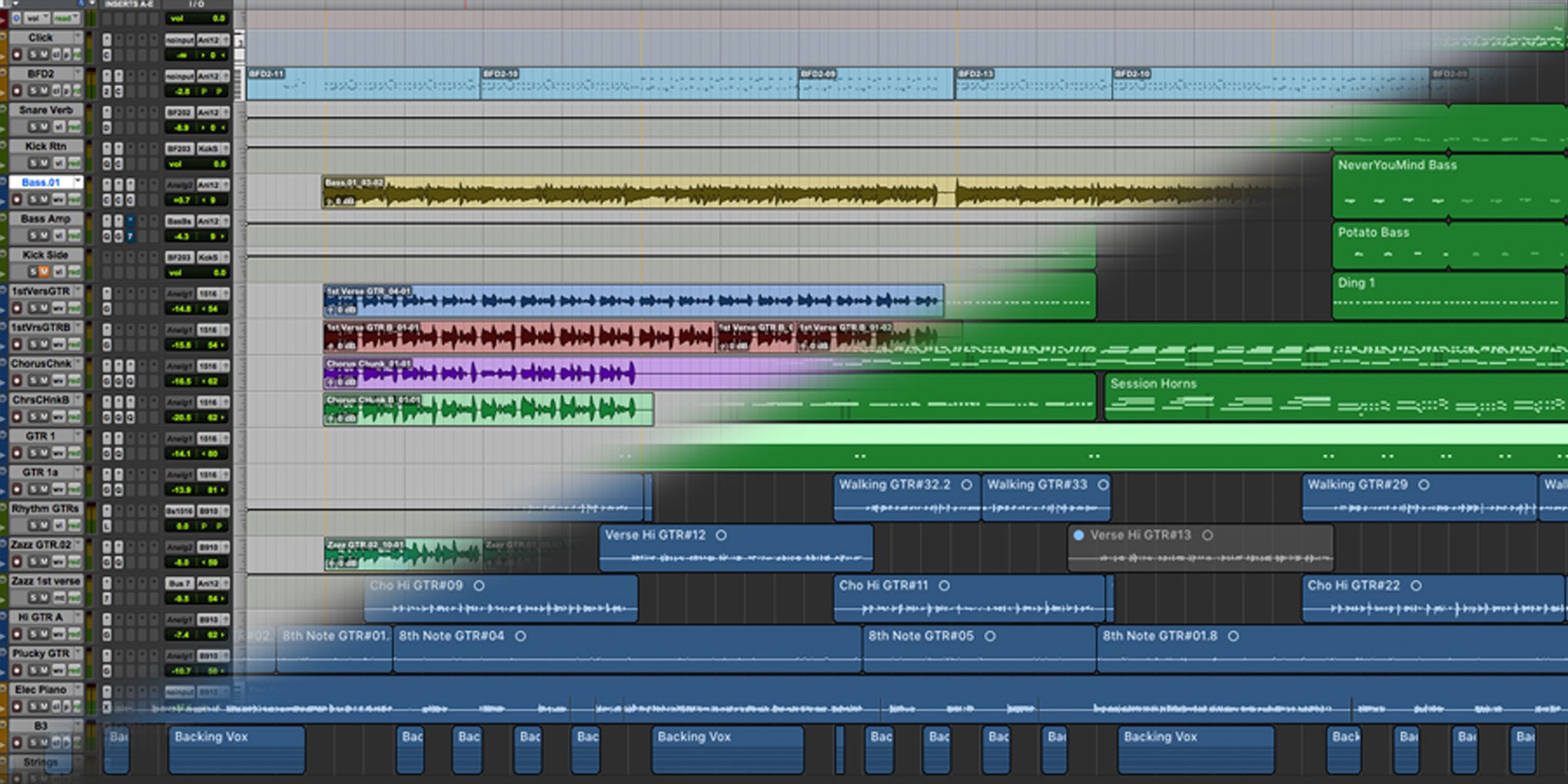 Switching from Pro Tools to Logic Pro X: Bad Idea or Worst