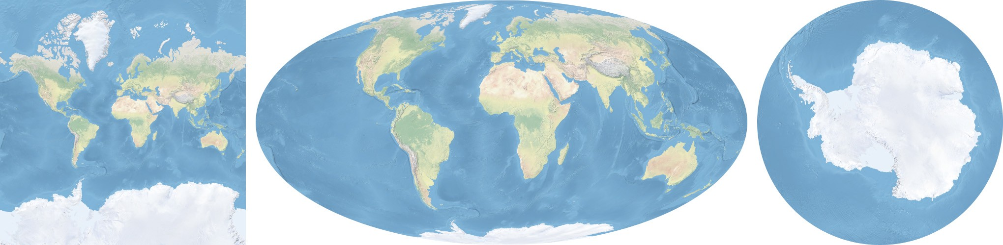 A Gentle Introduction to GDAL, Part 2: Map Projections