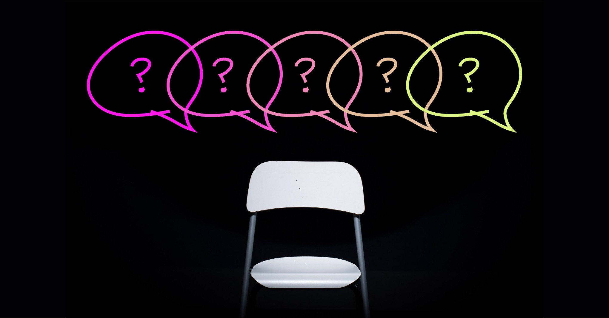 Questions for graphic designers to ask in interview chair