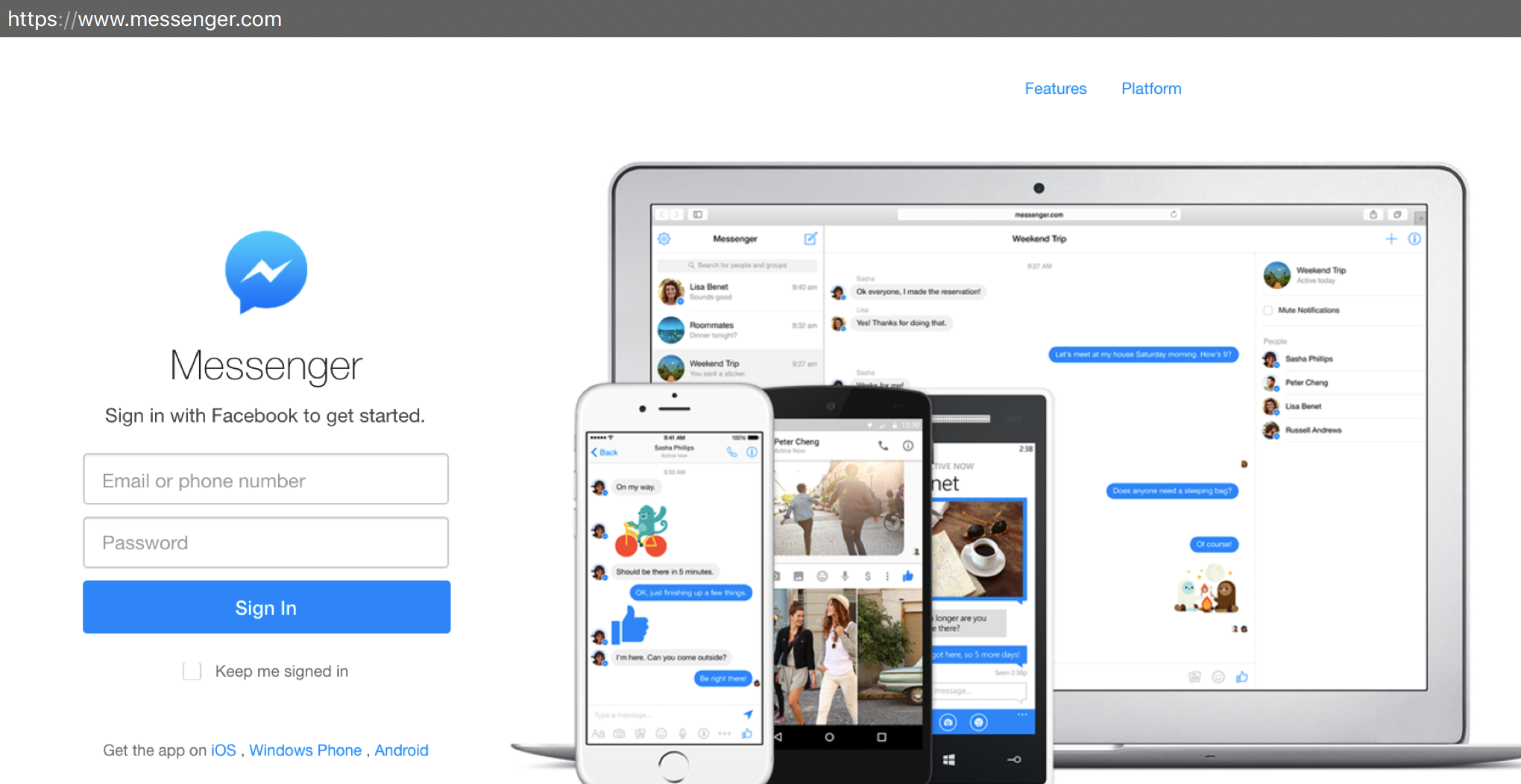 Why Messenger is the Ideal Bot Platform for Now - Chatbots Life