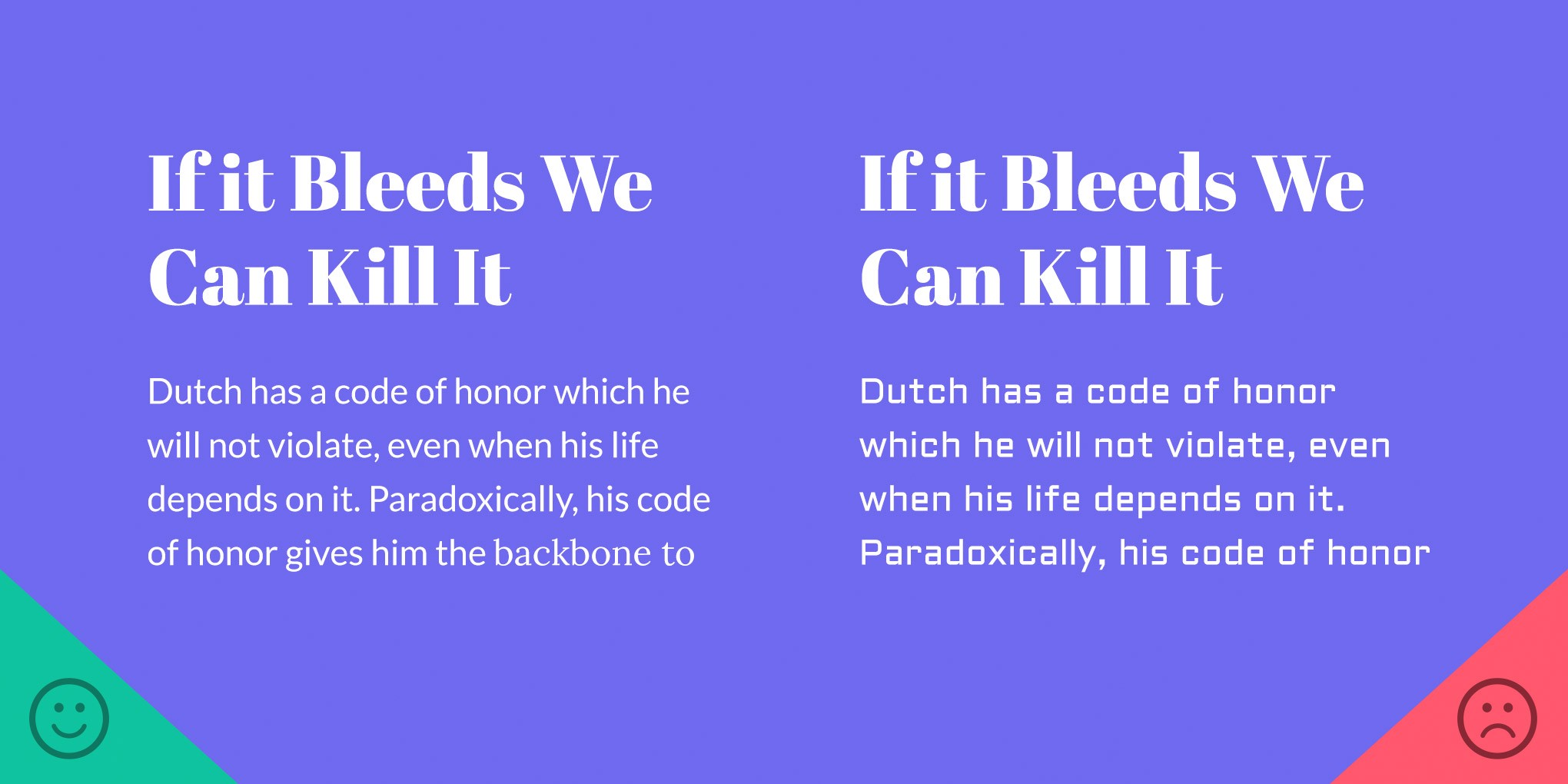 The No-Nonsense Guide to Font Pairing - Prototypr