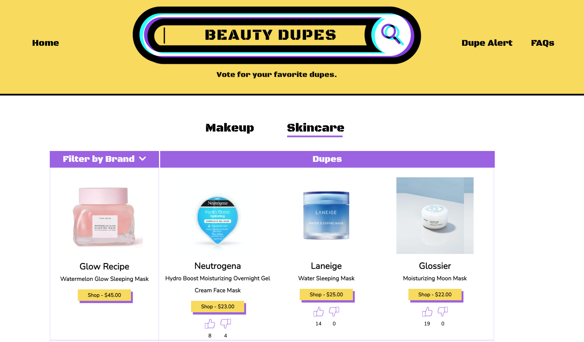 Find more beauty dupes at beautydupes.xyz!