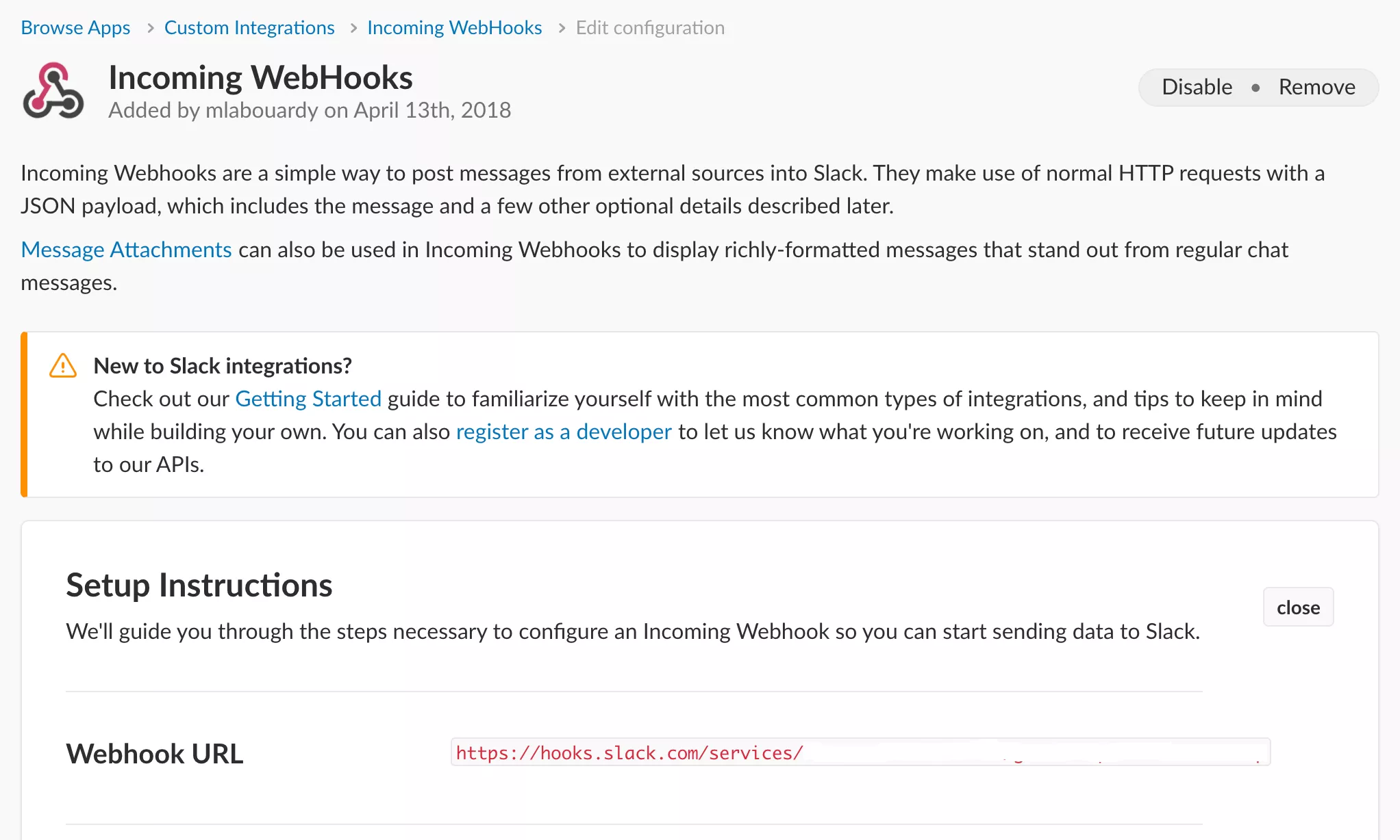 Create a Slack notification using CloudWatch Alarms and AWS