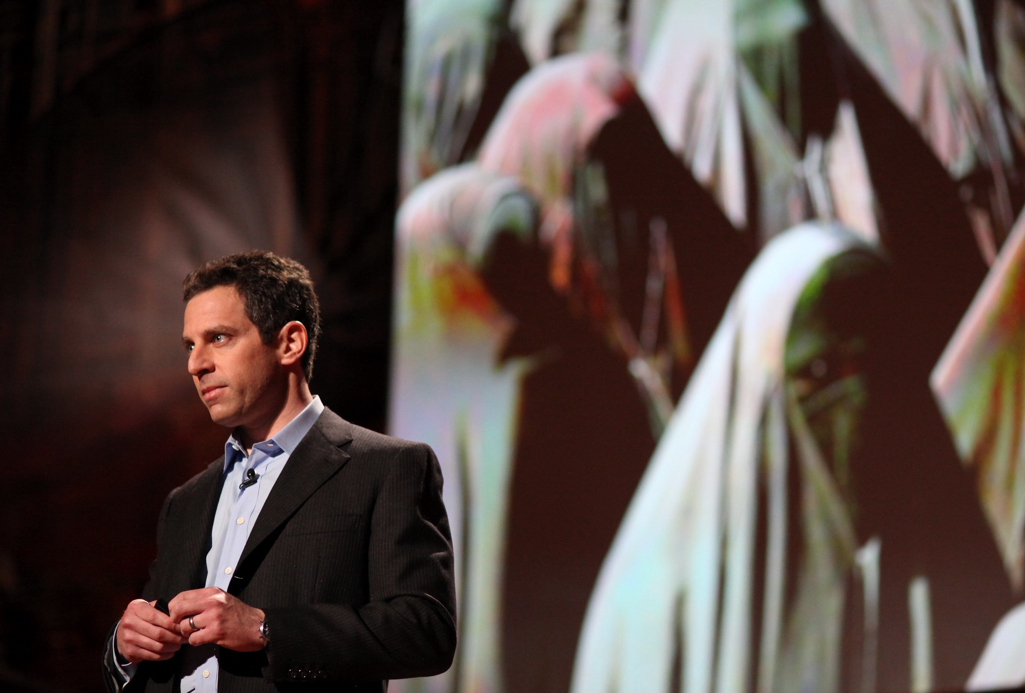 Sam Harris give a TED Talk about morality.