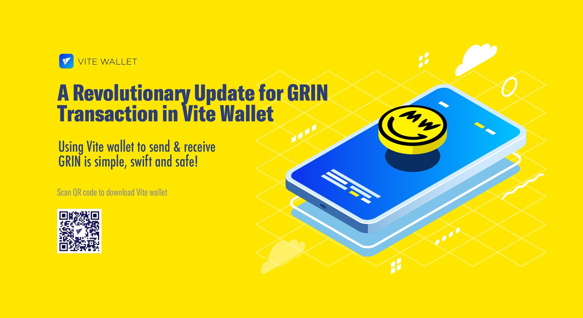An Easy-to-use Wallet for GRIN Miners - Vite Labs - Medium