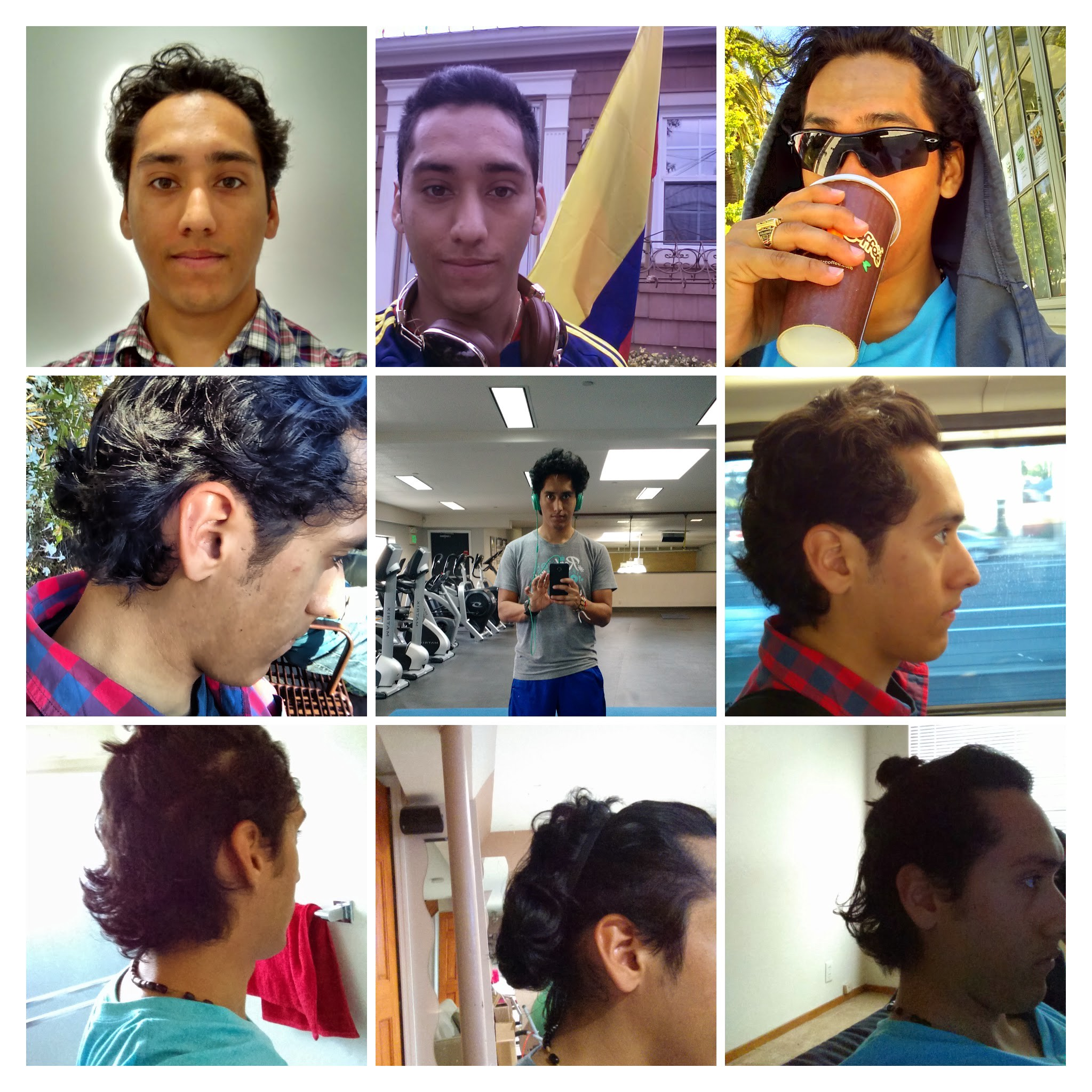 Road To Long Hair Growing Long Hair Is Not For Everyone By Steven Jimenez Medium