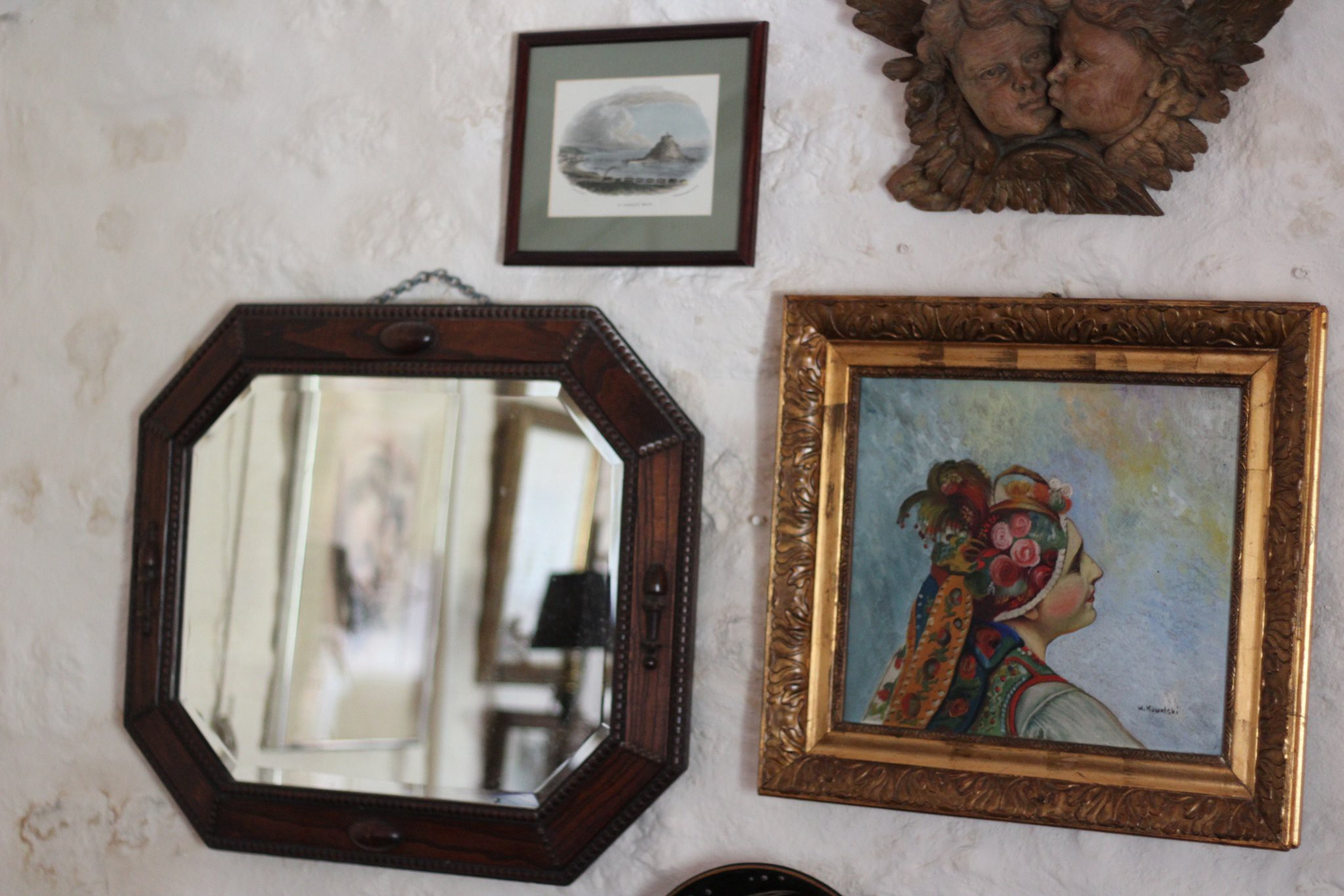 Antique Mirrors Mirrors Have Been Used In Interior By Kernow Furniture Medium
