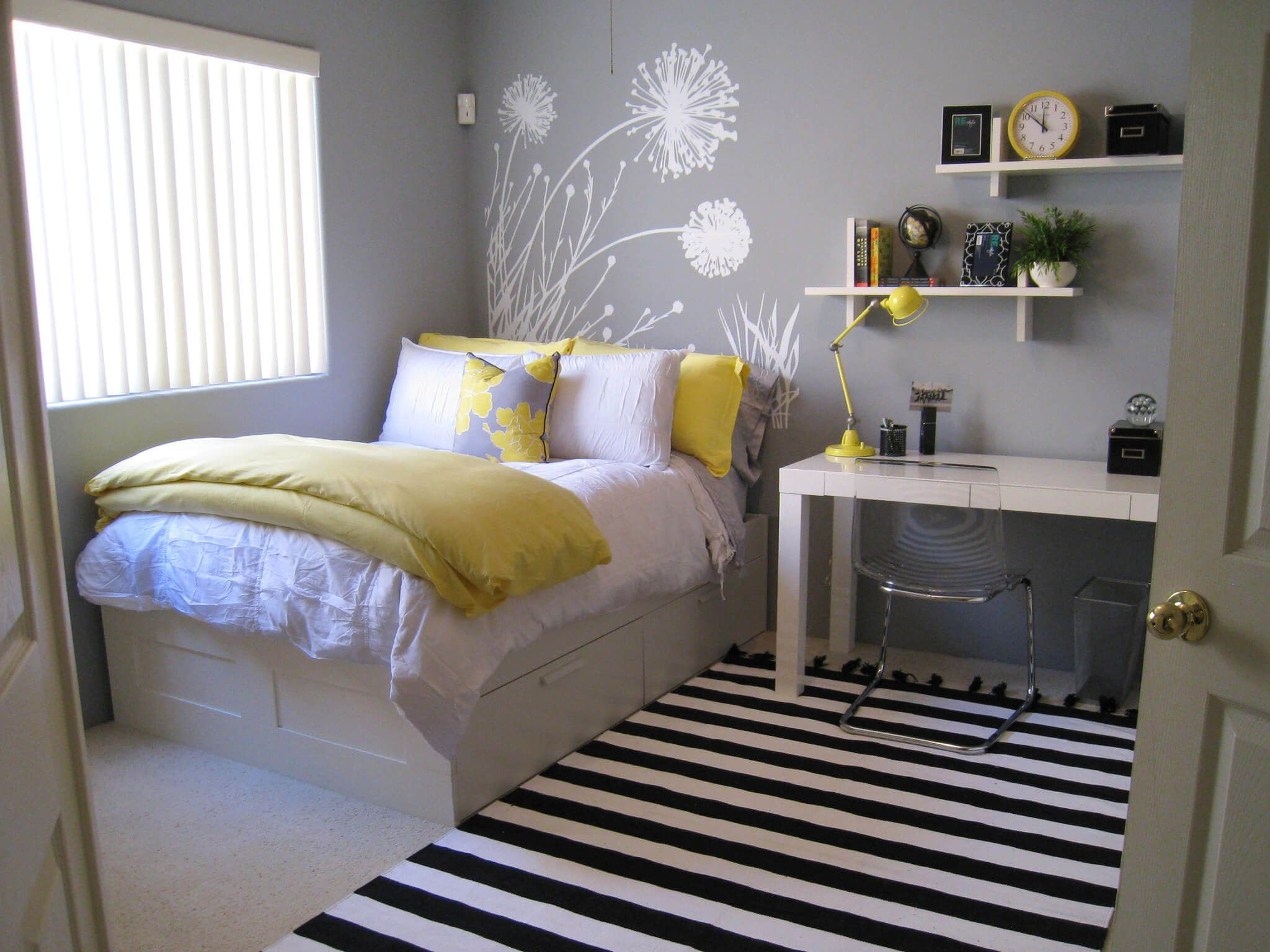 Small Bedroom Decorating Ideas On A Budget  by putra sulung  Medium