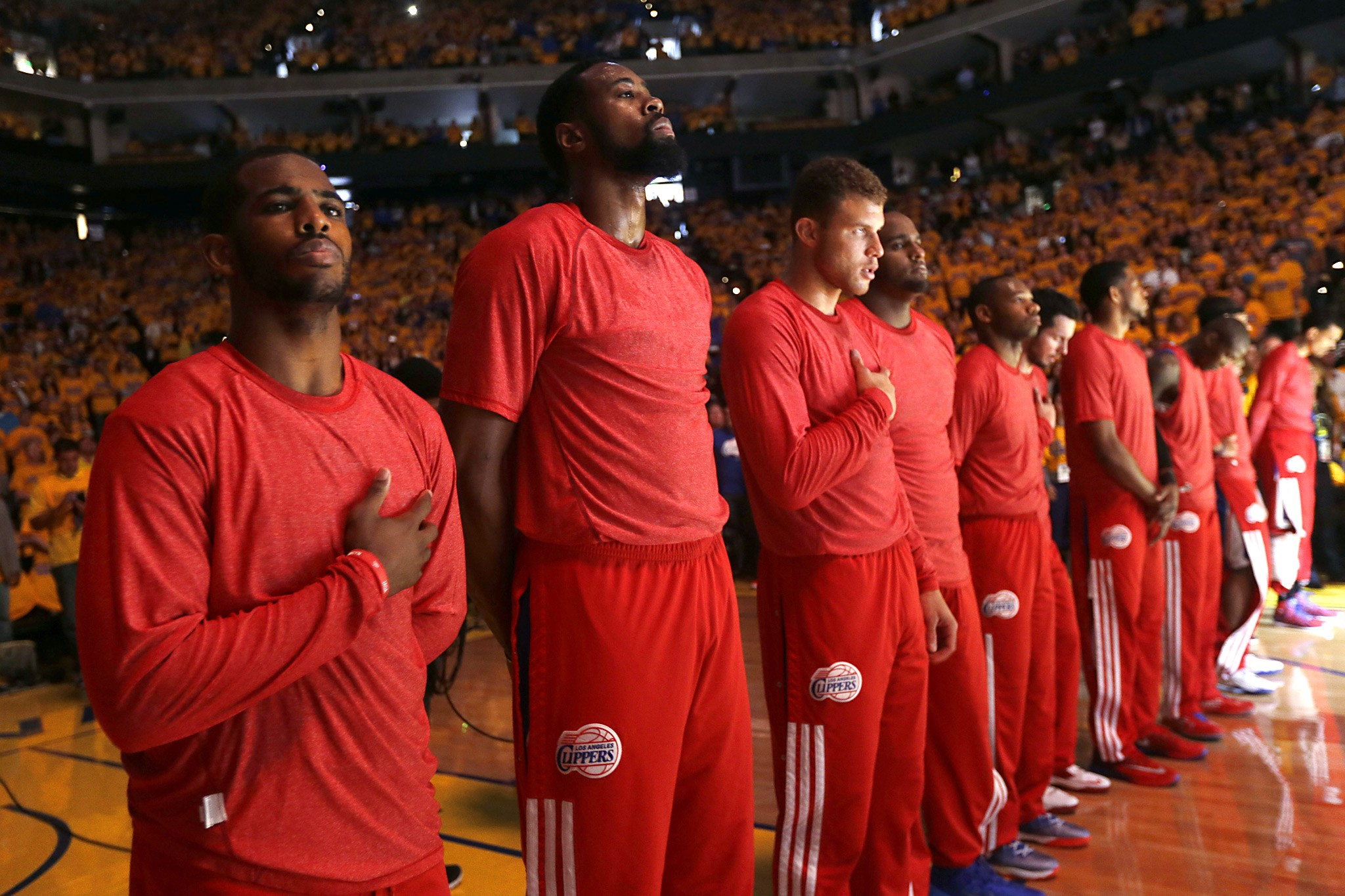 What To Expect With Nba Players And The National Anthem By Howard Chai Medium