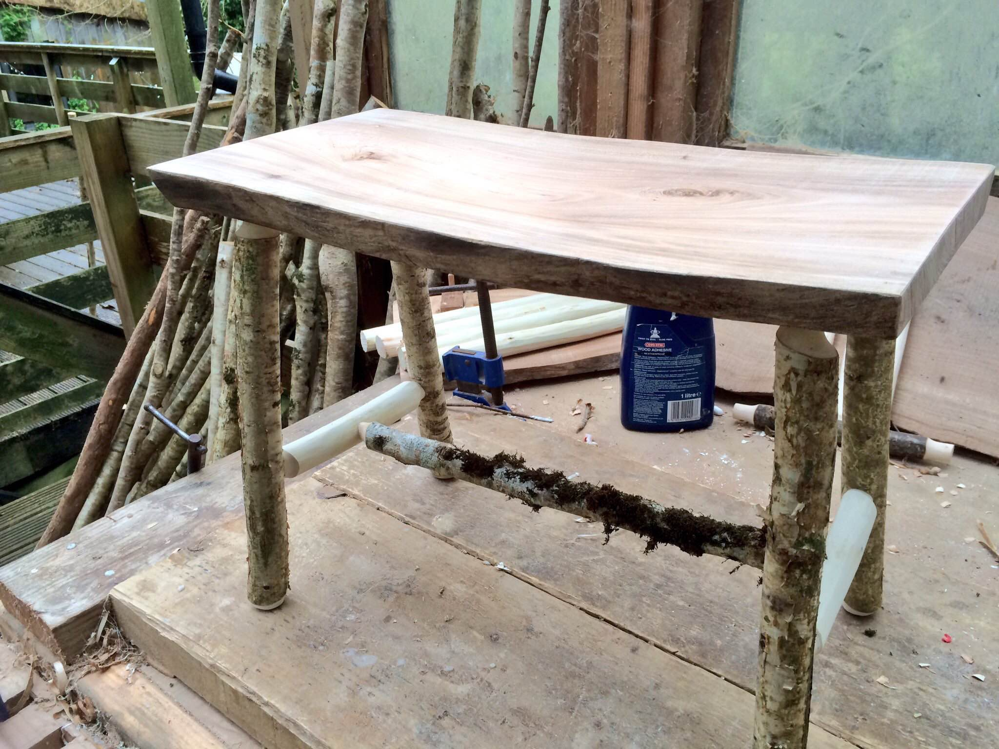 getting started with woodworking in ireland - dave mcginn