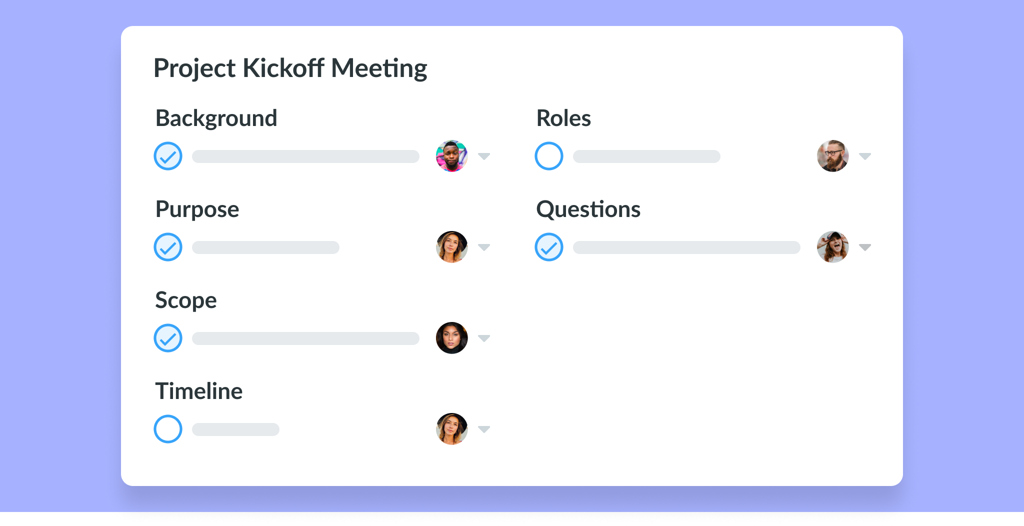 10 Meeting Agenda Templates For Highly Productive Meetings By Fellow App Fellow App What Great Managers Know Medium