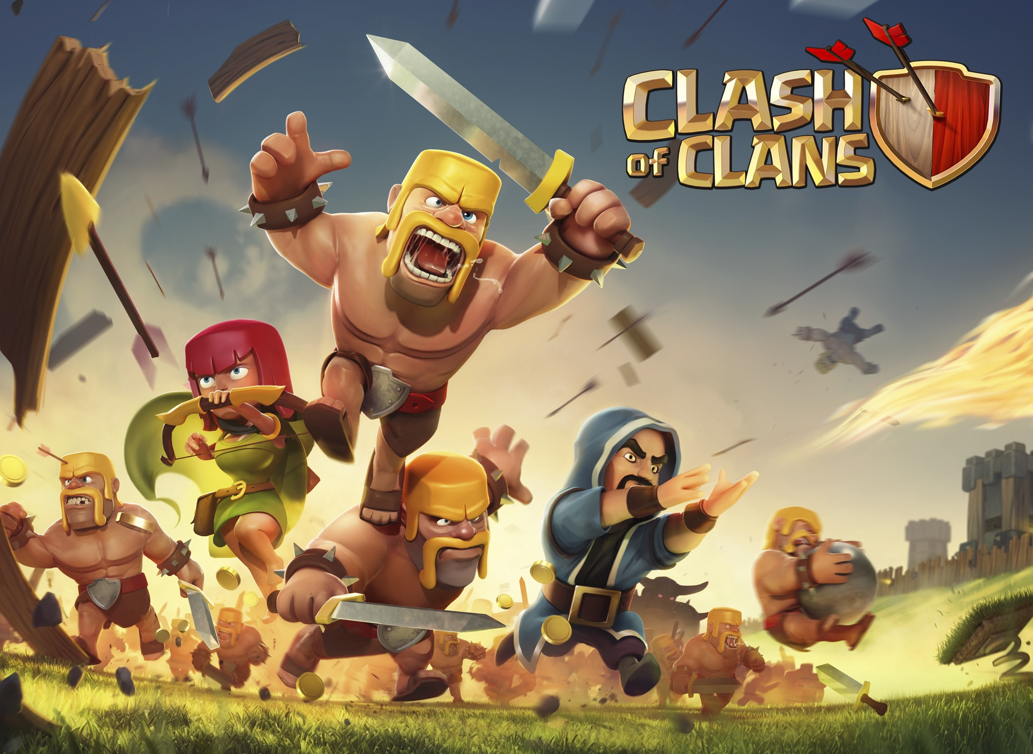 Clash of Clans and the death of companies that fail to build products  people love | by Matheus Riolfi | Medium