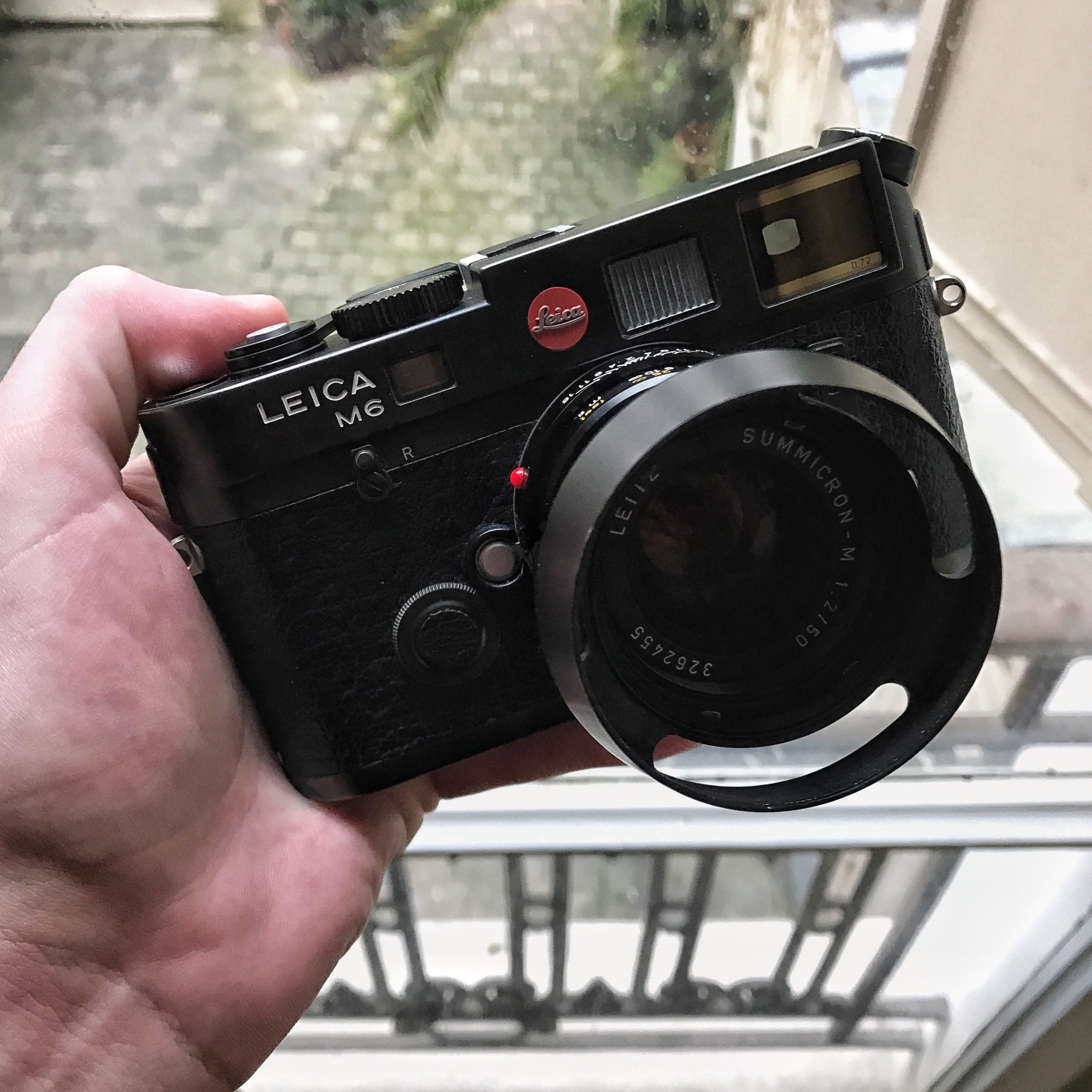 Why I love my Leica M6 TTL - Charles Tumiotto Jackson - Medium