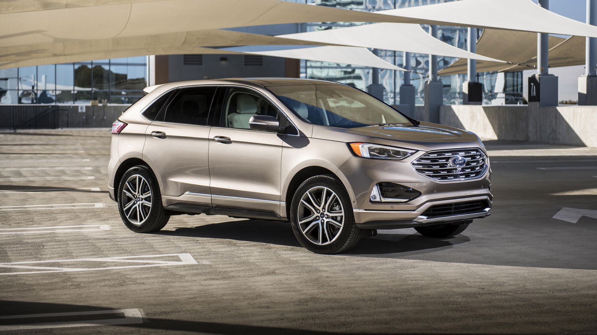 4 Ford Edge Redesign: Everything you should know so far!  by