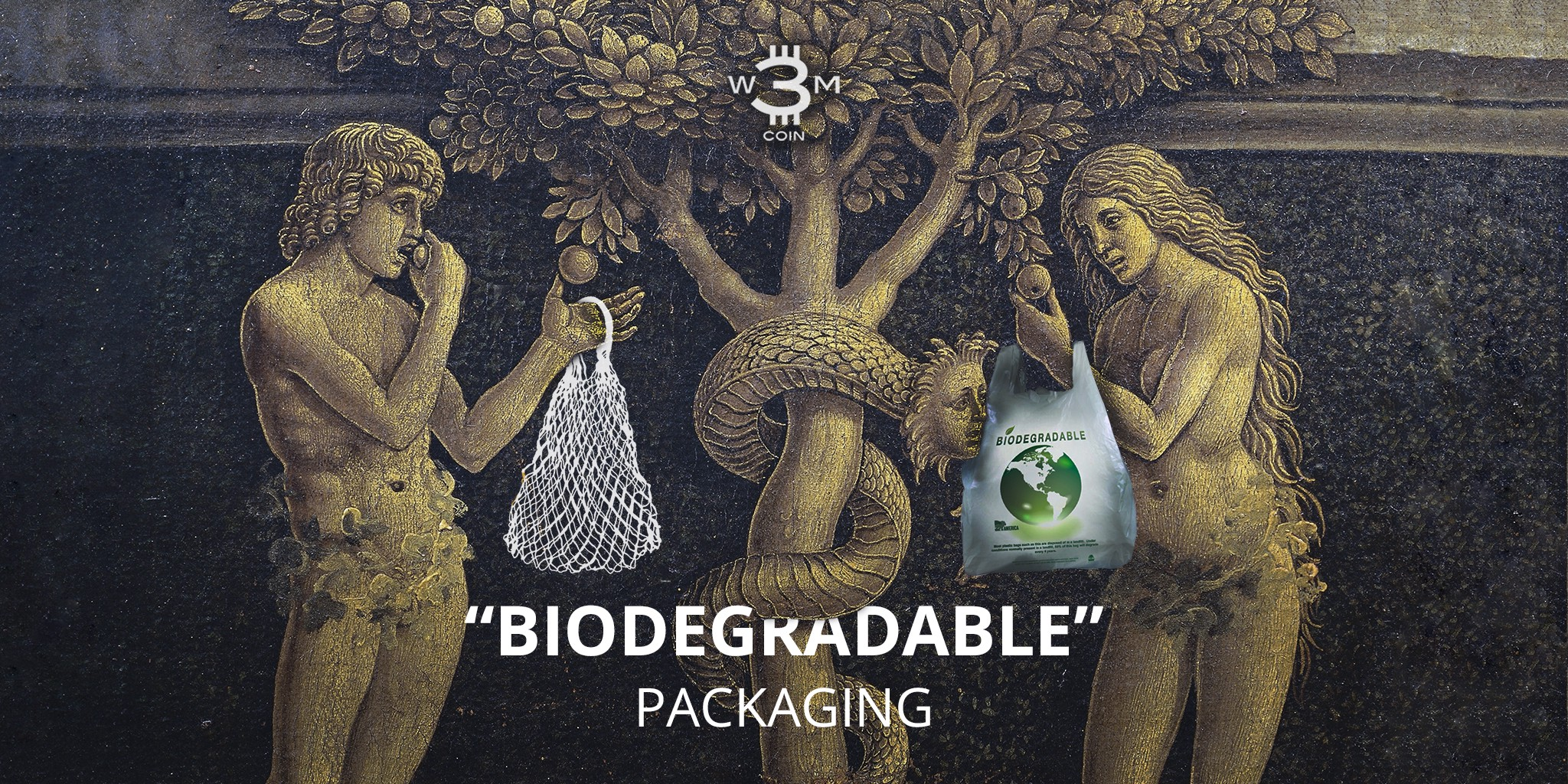 Biodegradable Bags: Not Really the Best Solution