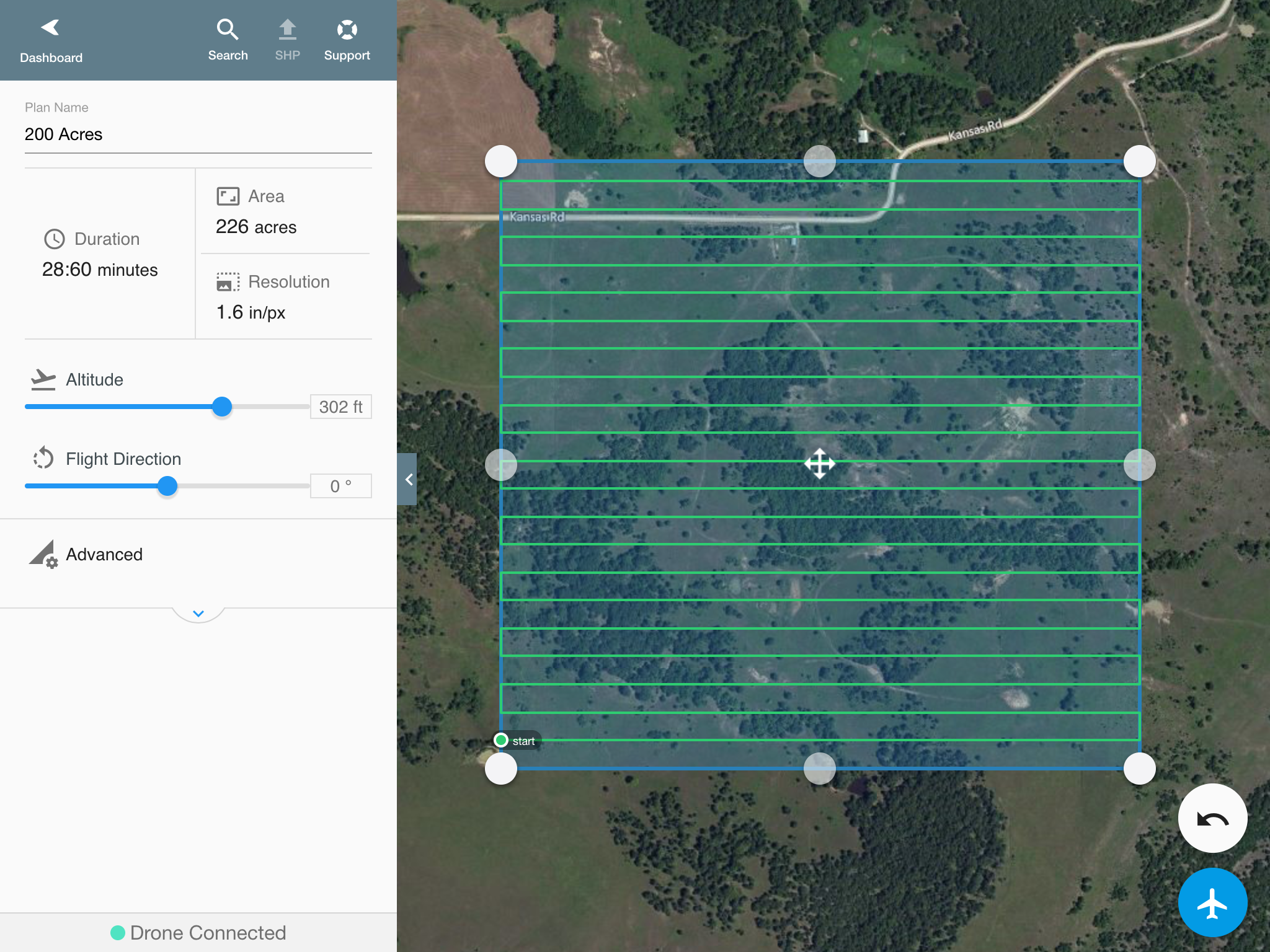 How I Mapped Hundreds of Acres with DroneDeploy - Michael