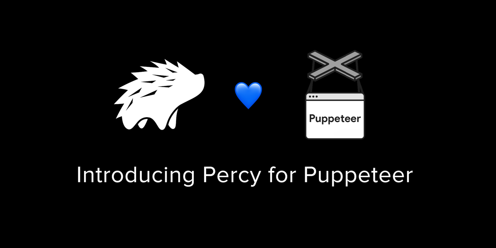 Percy for Puppeteer: Automated visual testing for Chrome