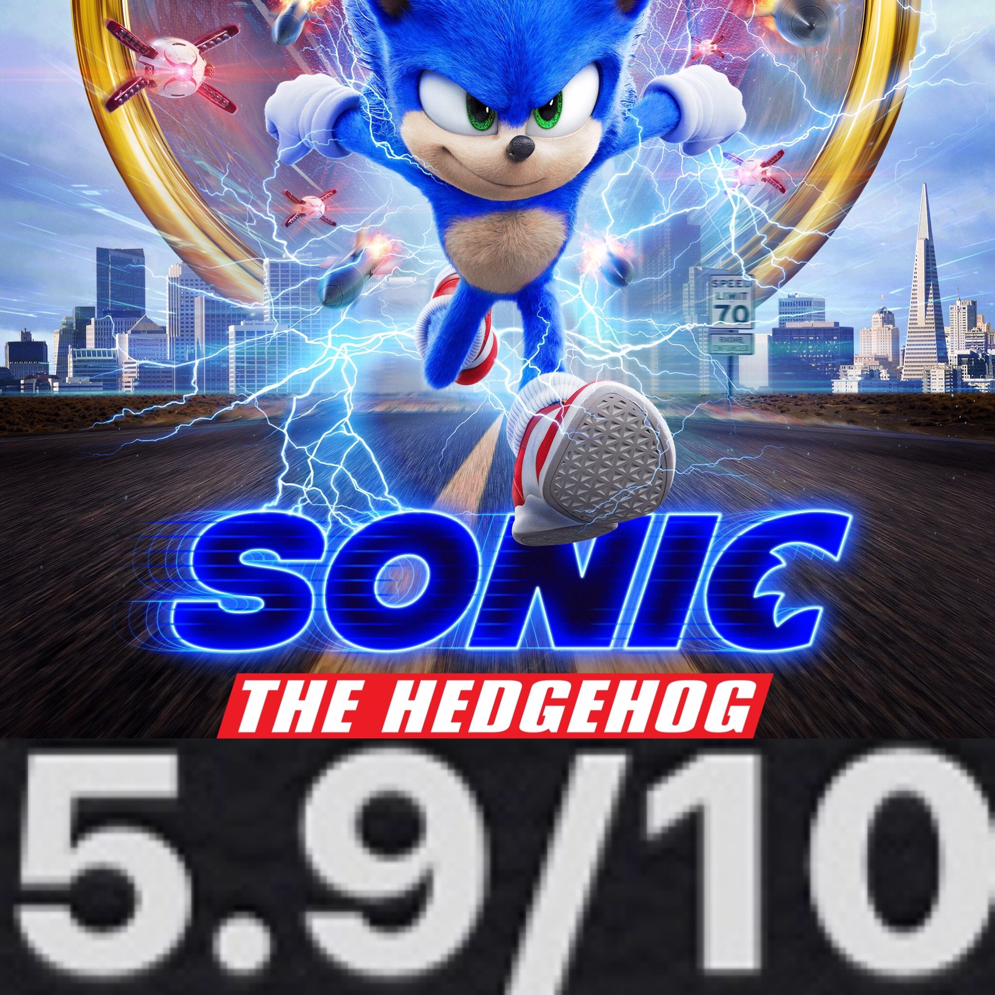 Captain Broshi Reviews Sonic The Hedgehog 2020 By Captain Broshi Reviews Medium