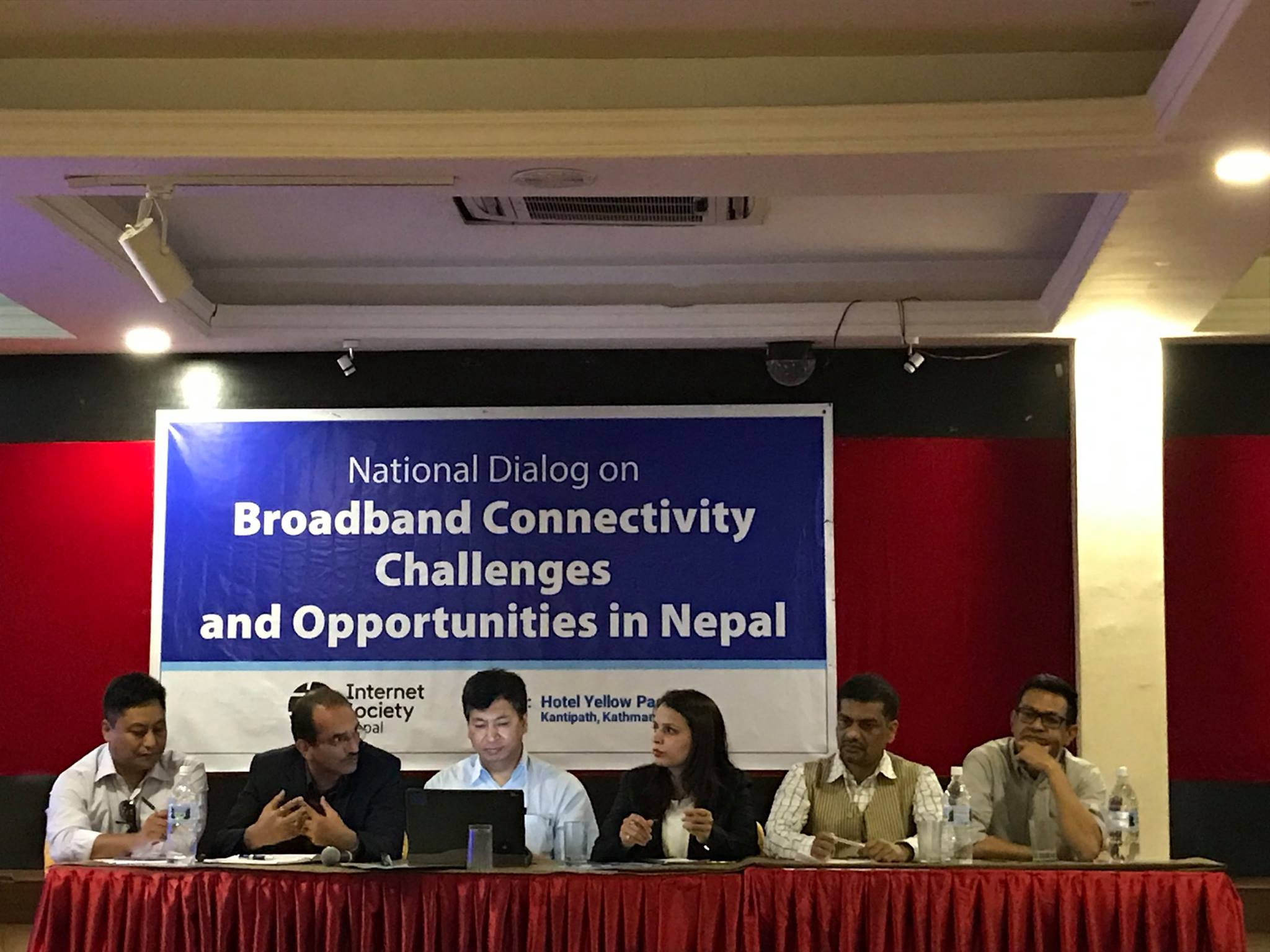 National Dialogue On Broadband Connectivity Challenges And Opportunities In Nepal By Allen Bailochan Tuladhar Medium