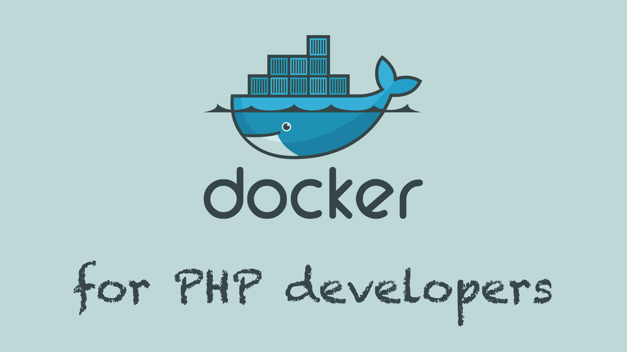 Docker and Docker Compose for PHP development with GitHub