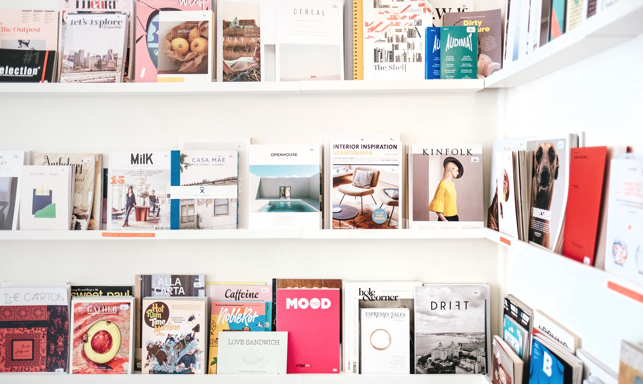 Twenty photography magazines that you should definitely