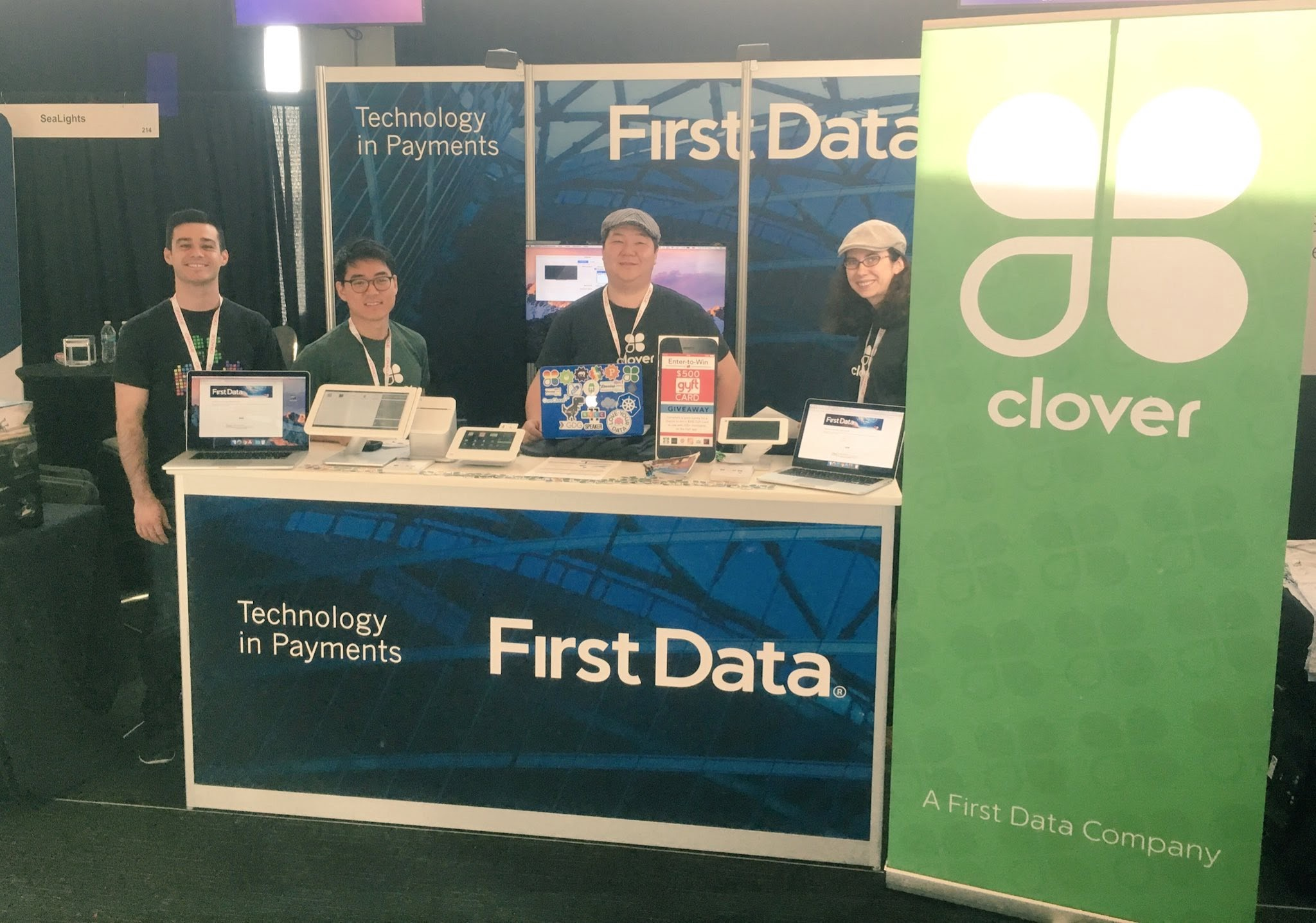 Clover at DeveloperWeek 2017 - Clover Platform Blog - Medium