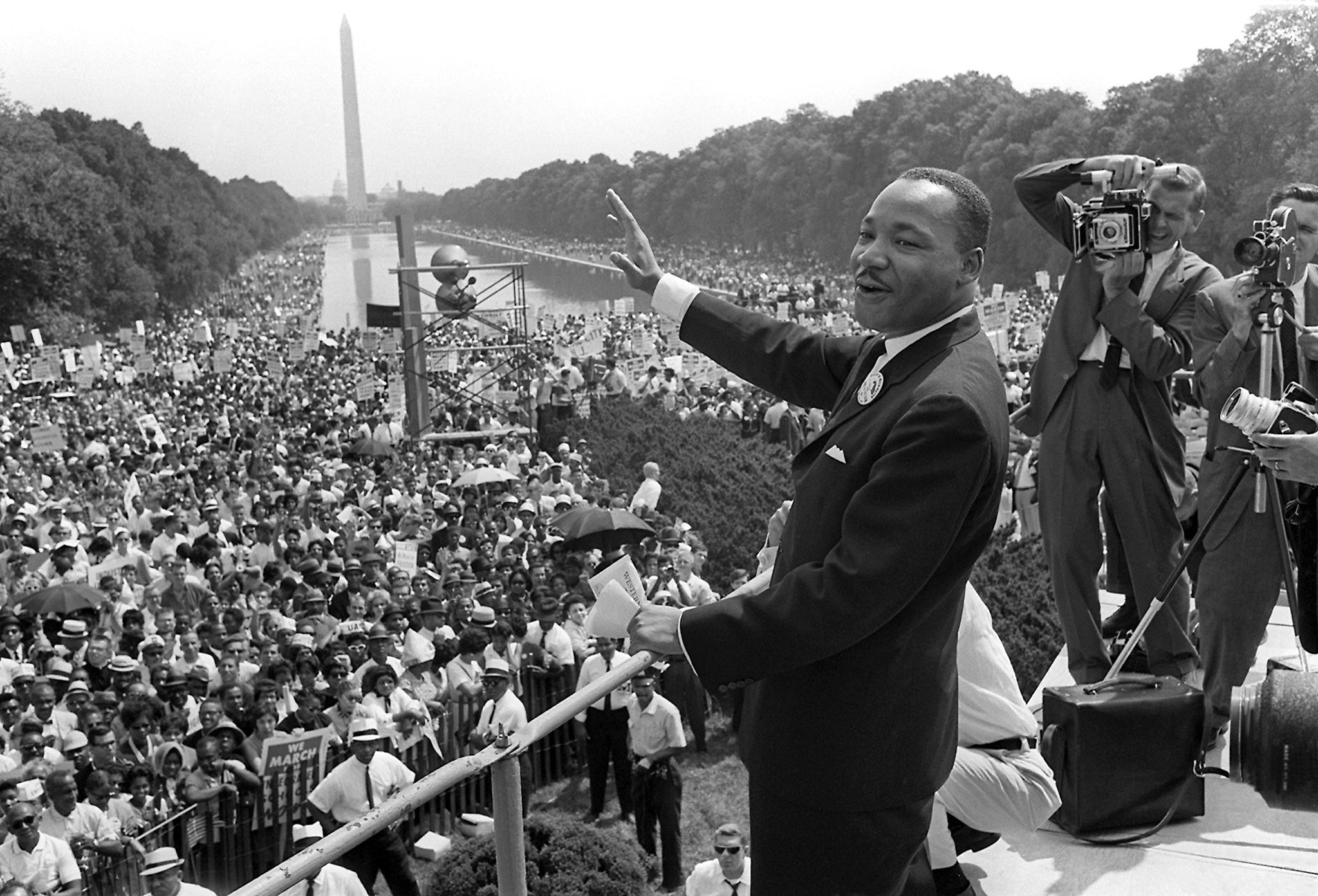 Martin Luther King S I Have A Dream Speech August 28 1963 Full Video By Blog In Jordan Medium Transcript Of Dr. Text To The Junior Analysi
