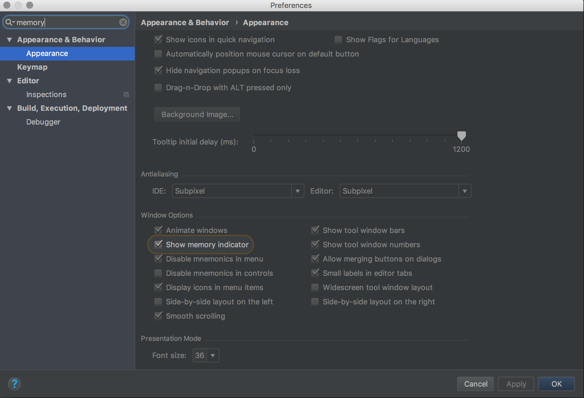 How to clear memory used by Android studio - ankit goyal