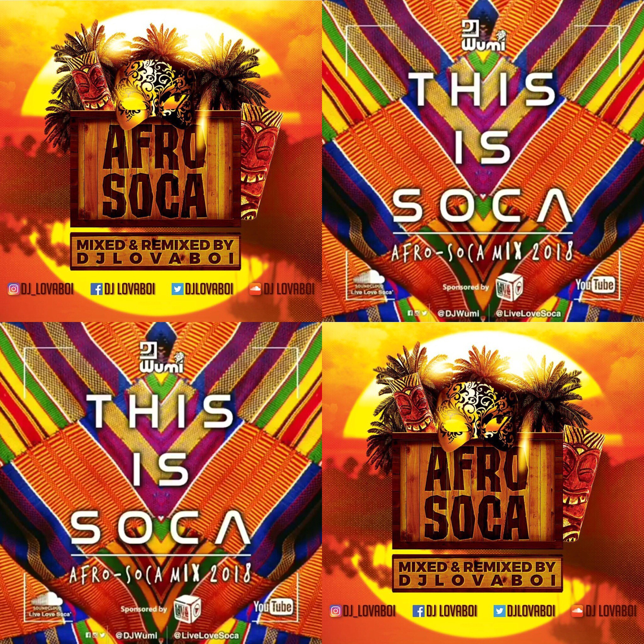 Catch Up On Your Soca: Afrobeat, Soca, And Afrosoca — Know