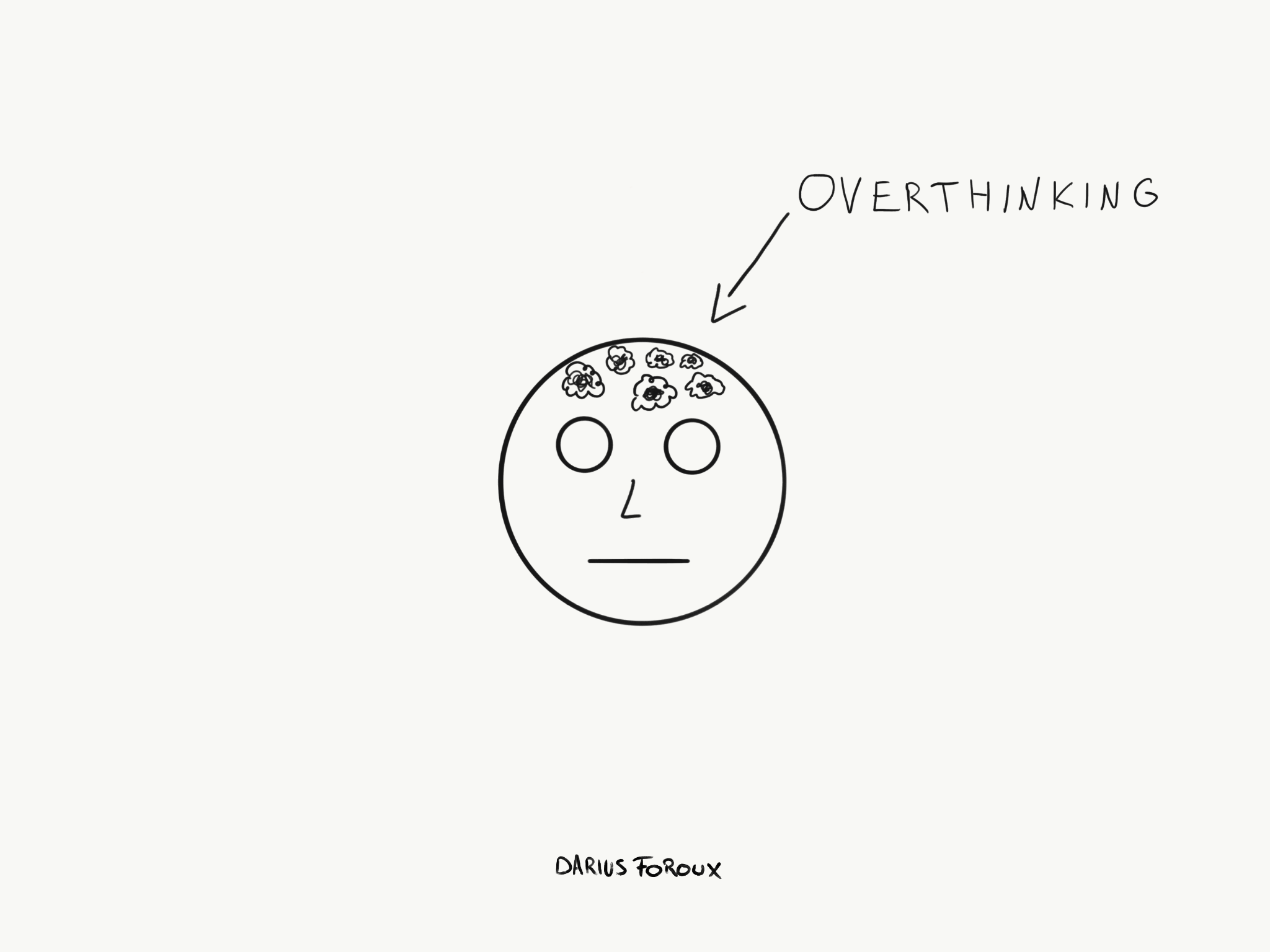 Stop Overthinking And Live In The Present! - The Blog Of