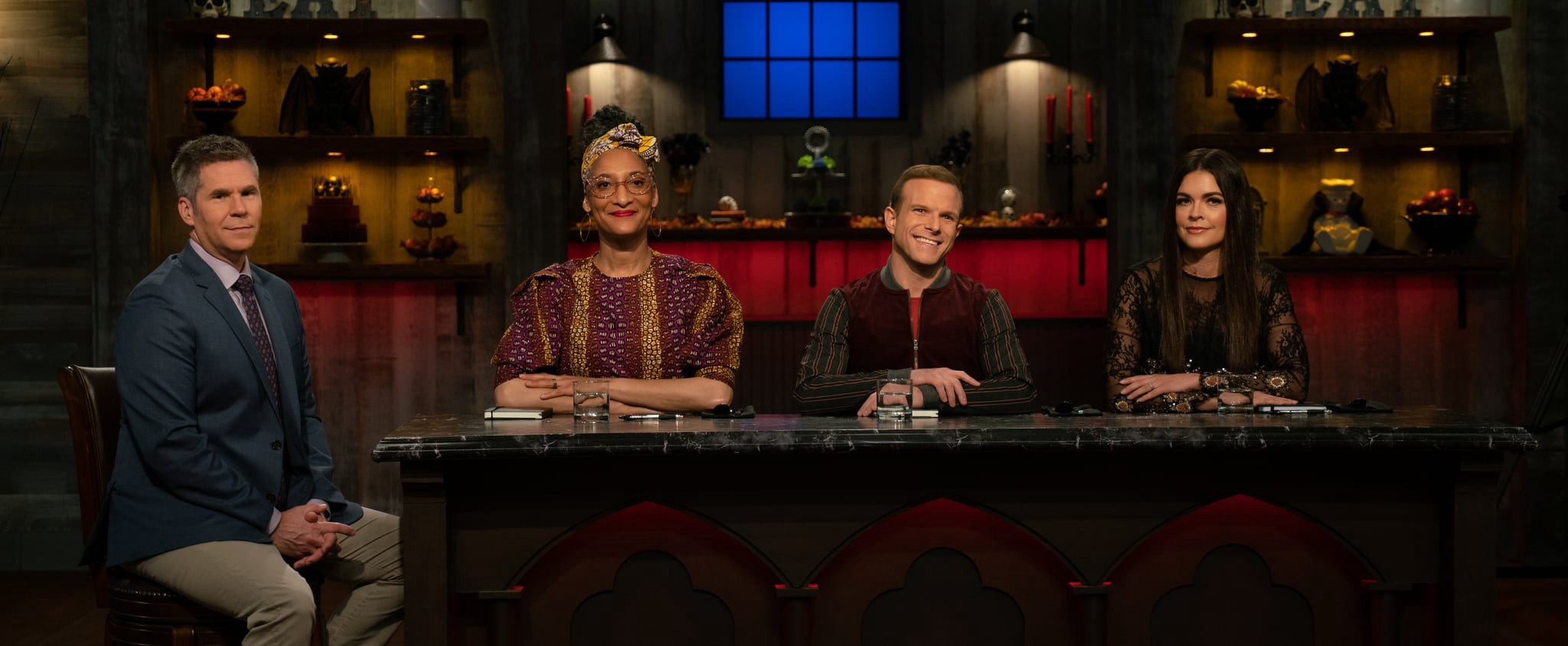 Watch Halloween 2020 Online FULL (Watch)~|| Halloween Baking Championship [Season 6 — Ep 1