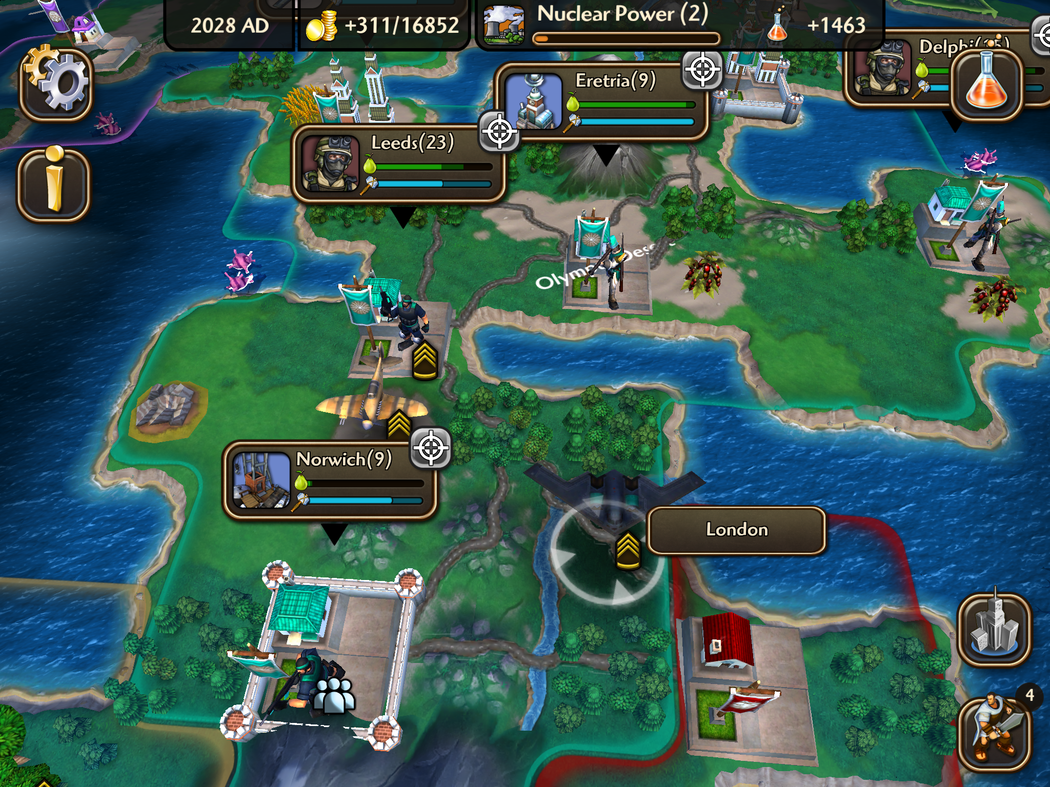 How to win in Civilization Revolution 2 (Deity Level)