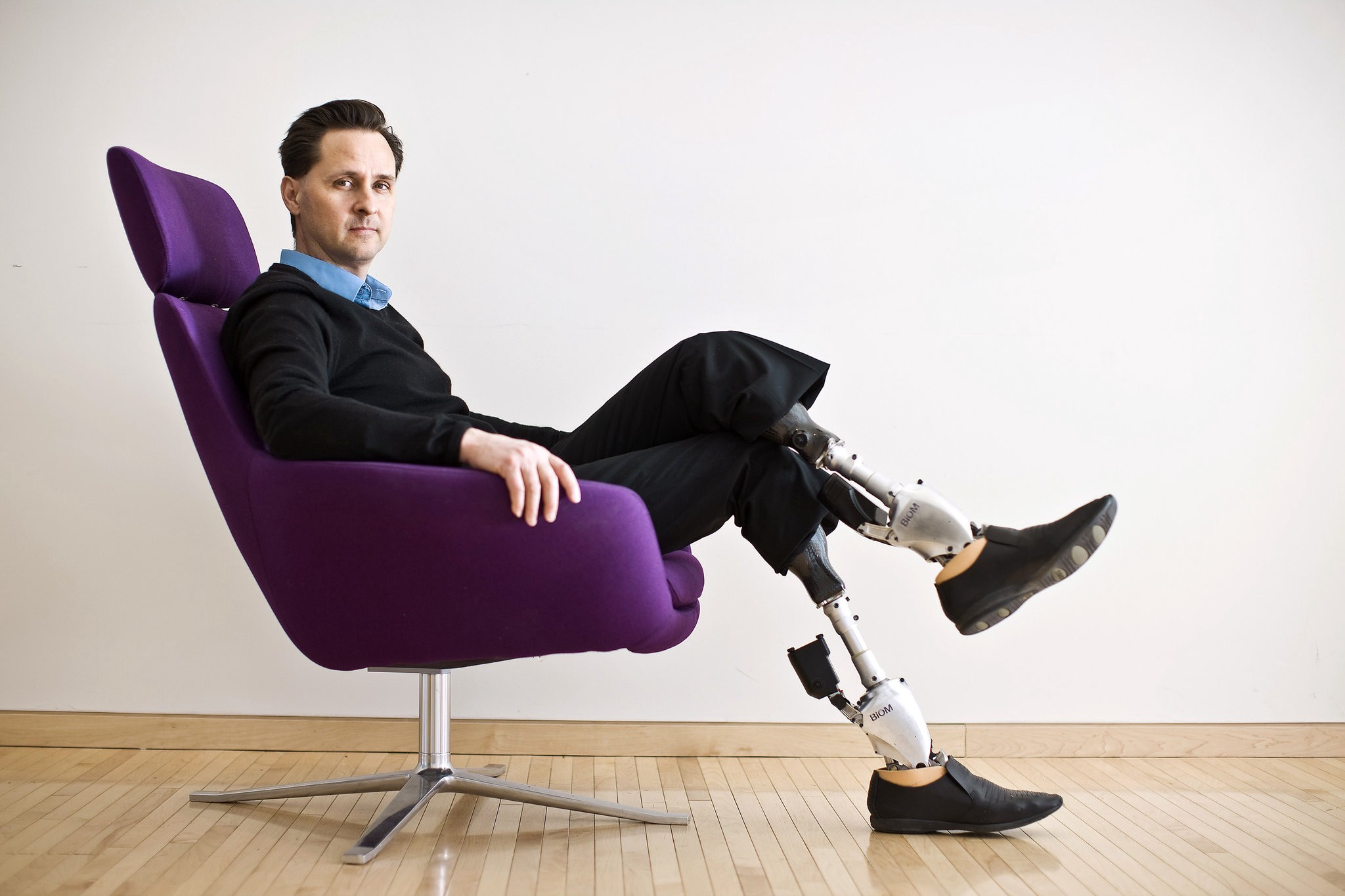 Hugh Herr discusses bionic limb technology: Highlights from his